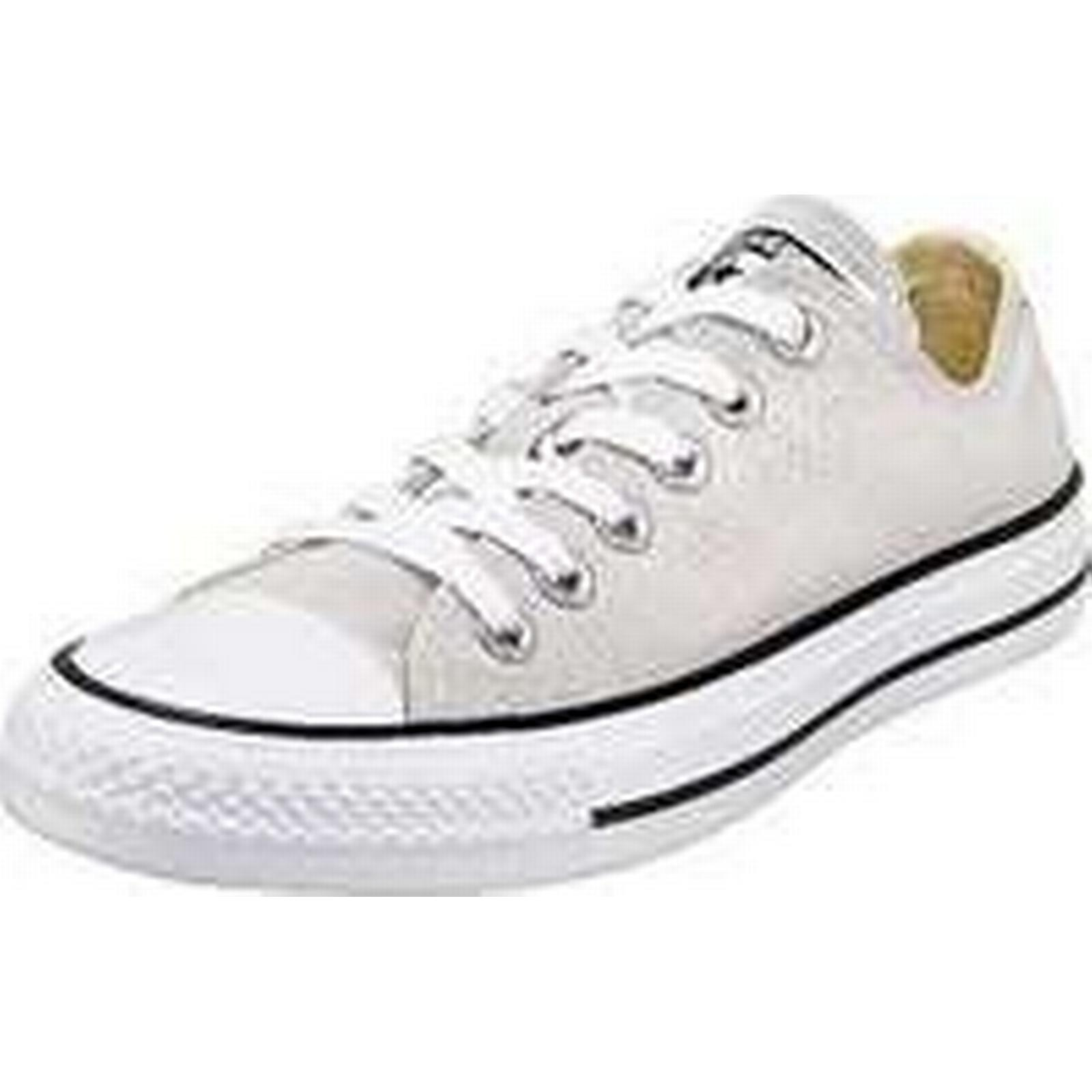 Converse Light Grey Chuck Taylor 'All Star Ox' by Trainers by Ox' Converse af143b