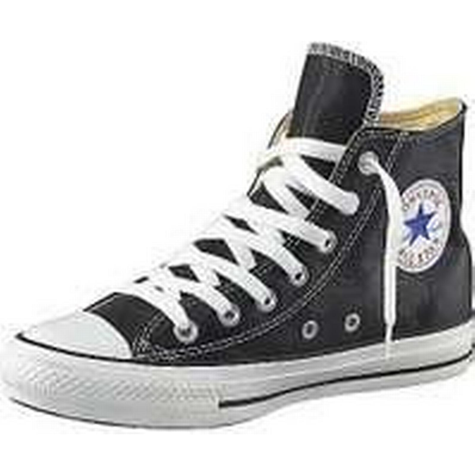 Converse Black Black Converse 'All Star Basic Leather' Trainers by Converse f8aaf0
