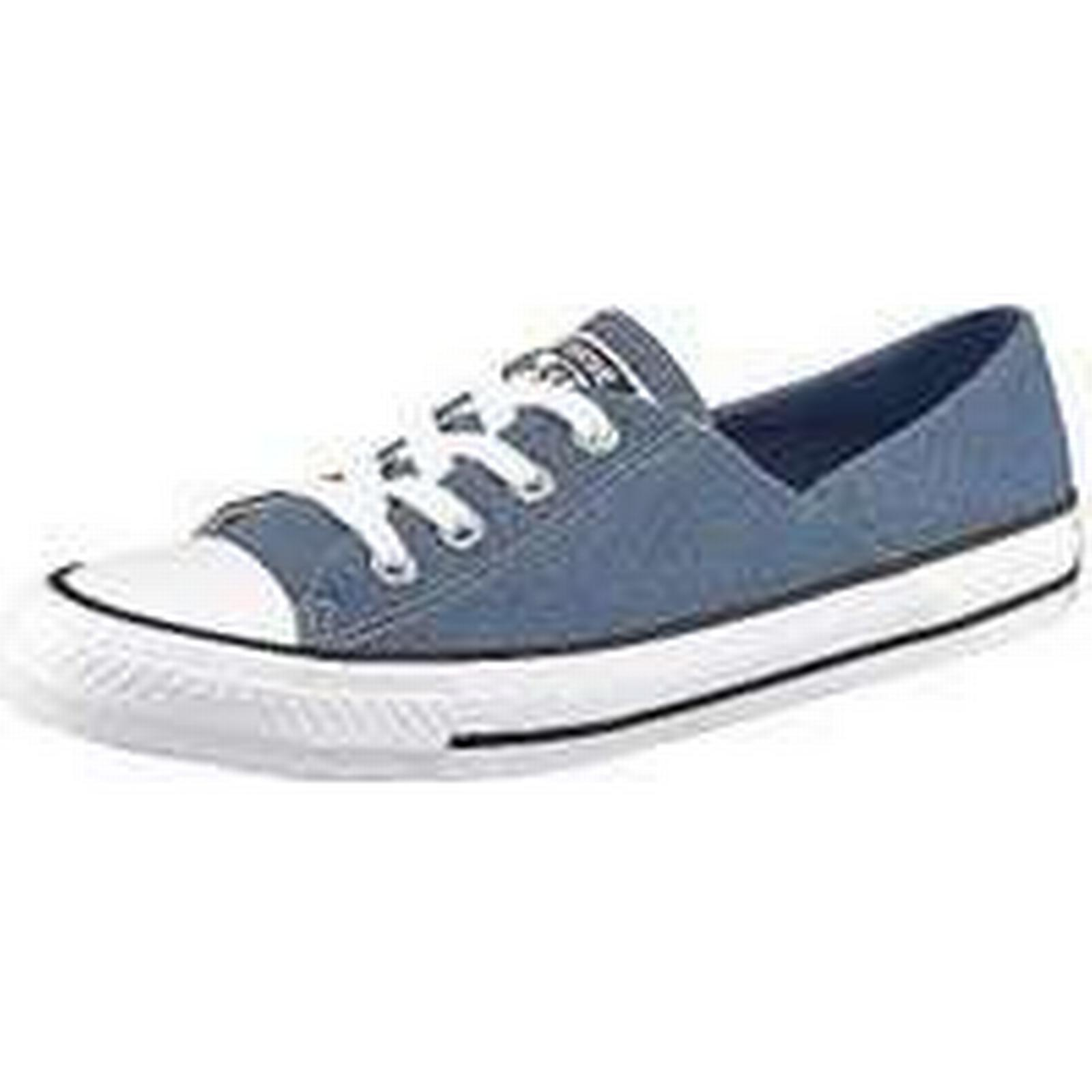 Converse Blue Taylor 'Chuck Taylor Blue All Star Coral' Trainers by Converse 830522