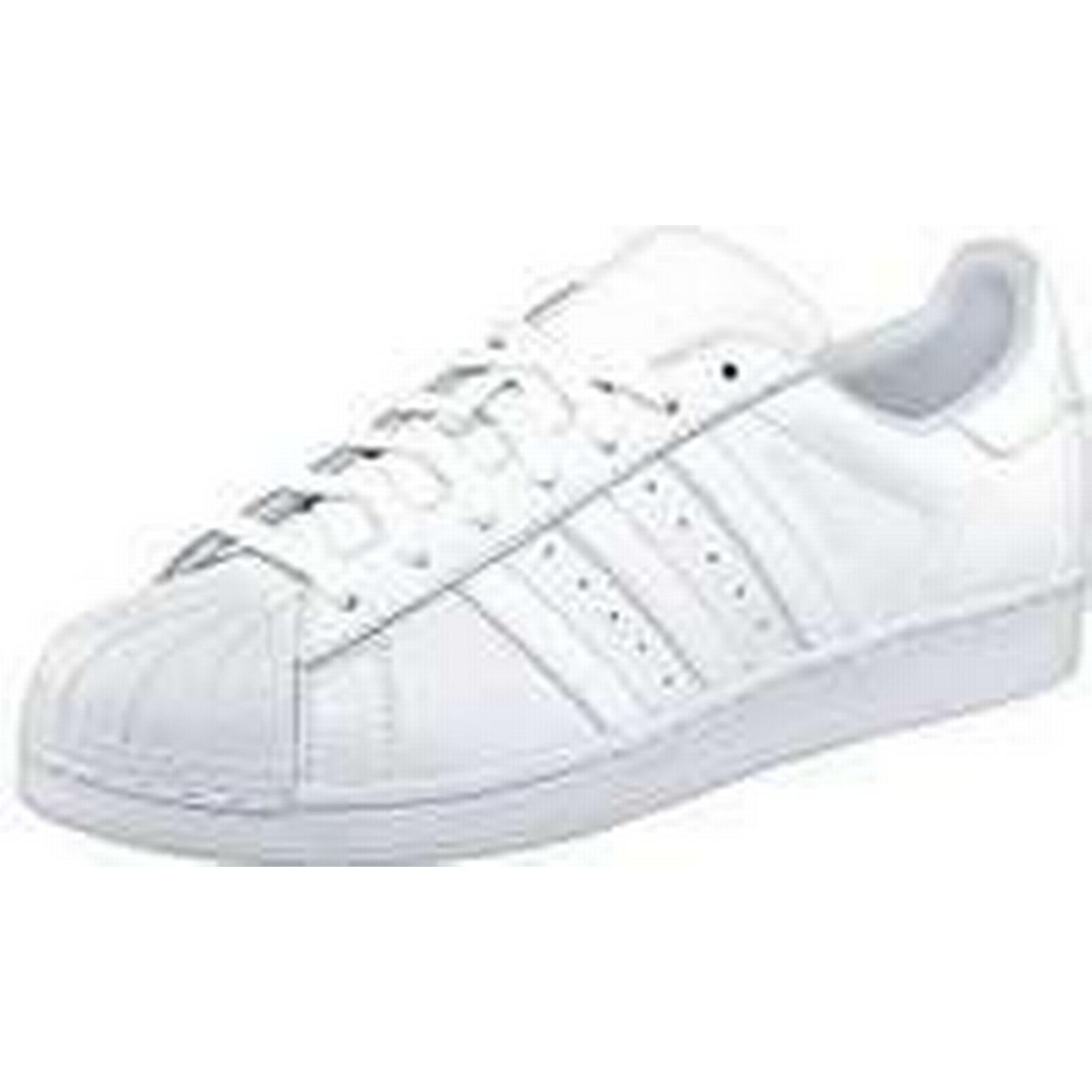 Adidas Originals White 'Superstar' Trainers adidas by adidas Trainers Originals c52253