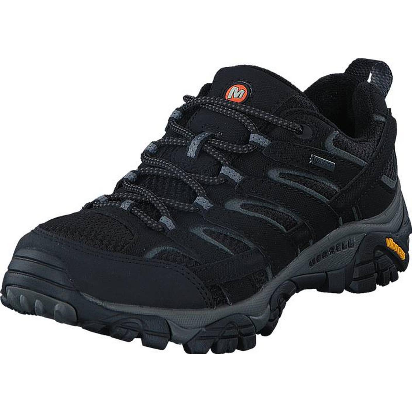 Merrell Moab Moab Merrell 2 GTX Women Black, Shoes, Trainers & Sport Shoes , Walking Shoes, Black, Female, 38 2fb7a8