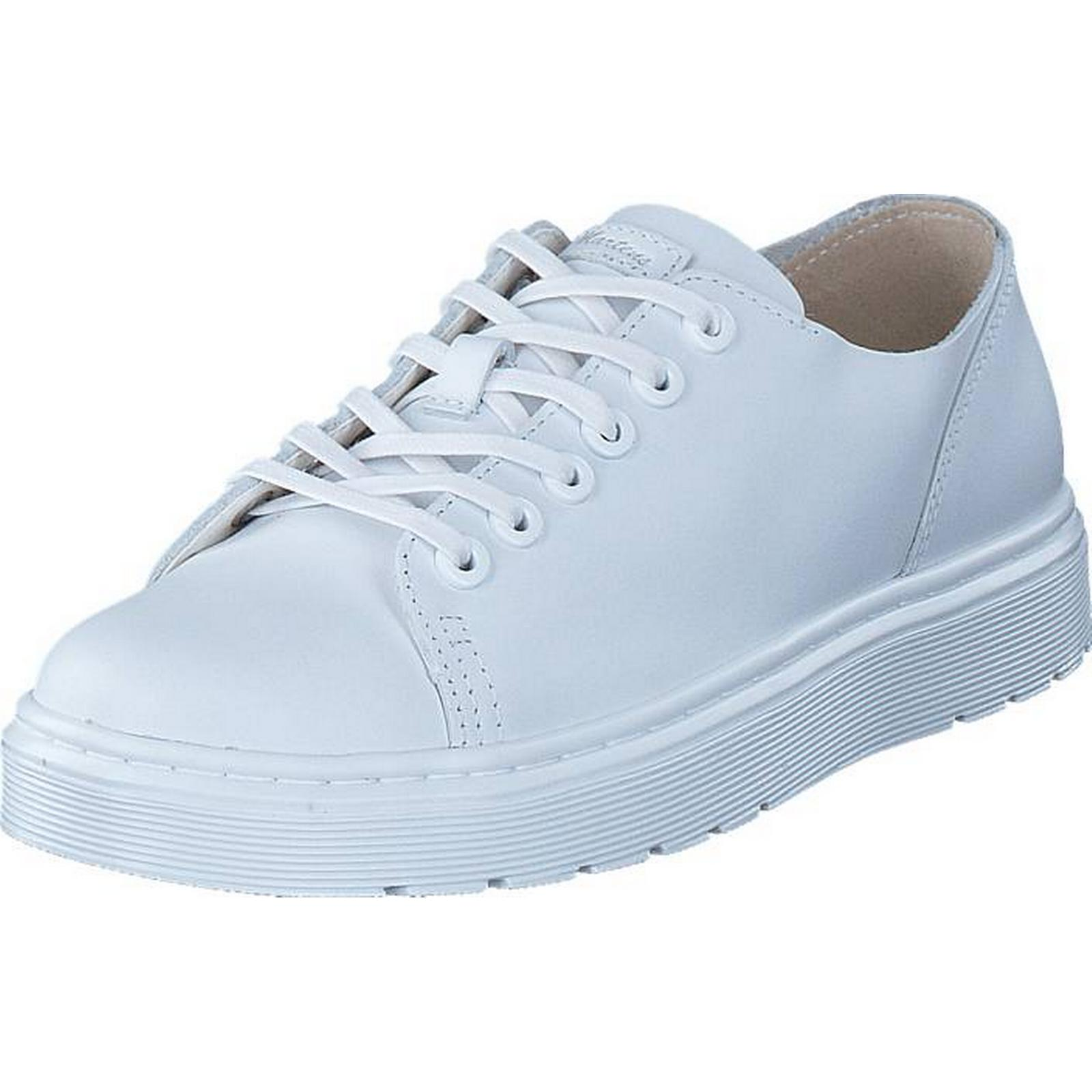 Dr Martens Dante White, White, Dante Shoes, Flats, Casual Shoes, White, Unisex, 36 45edf1