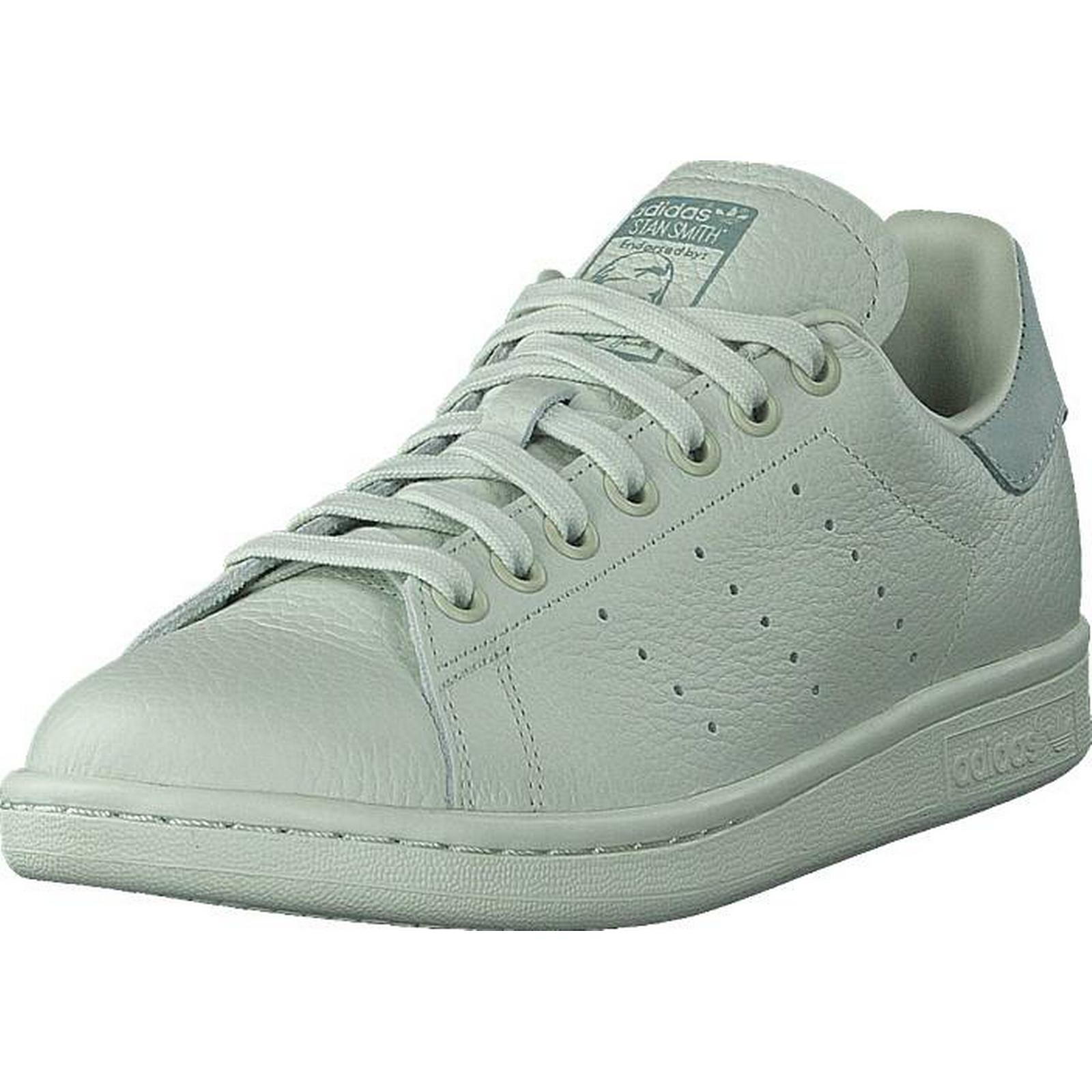 Adidas Originals Stan Smith Smith Stan Linen Green S17/Linen Green S1, Shoes, Trainers & Sport Shoes , Running Shoes, Grey, Female, 37 9dabf1
