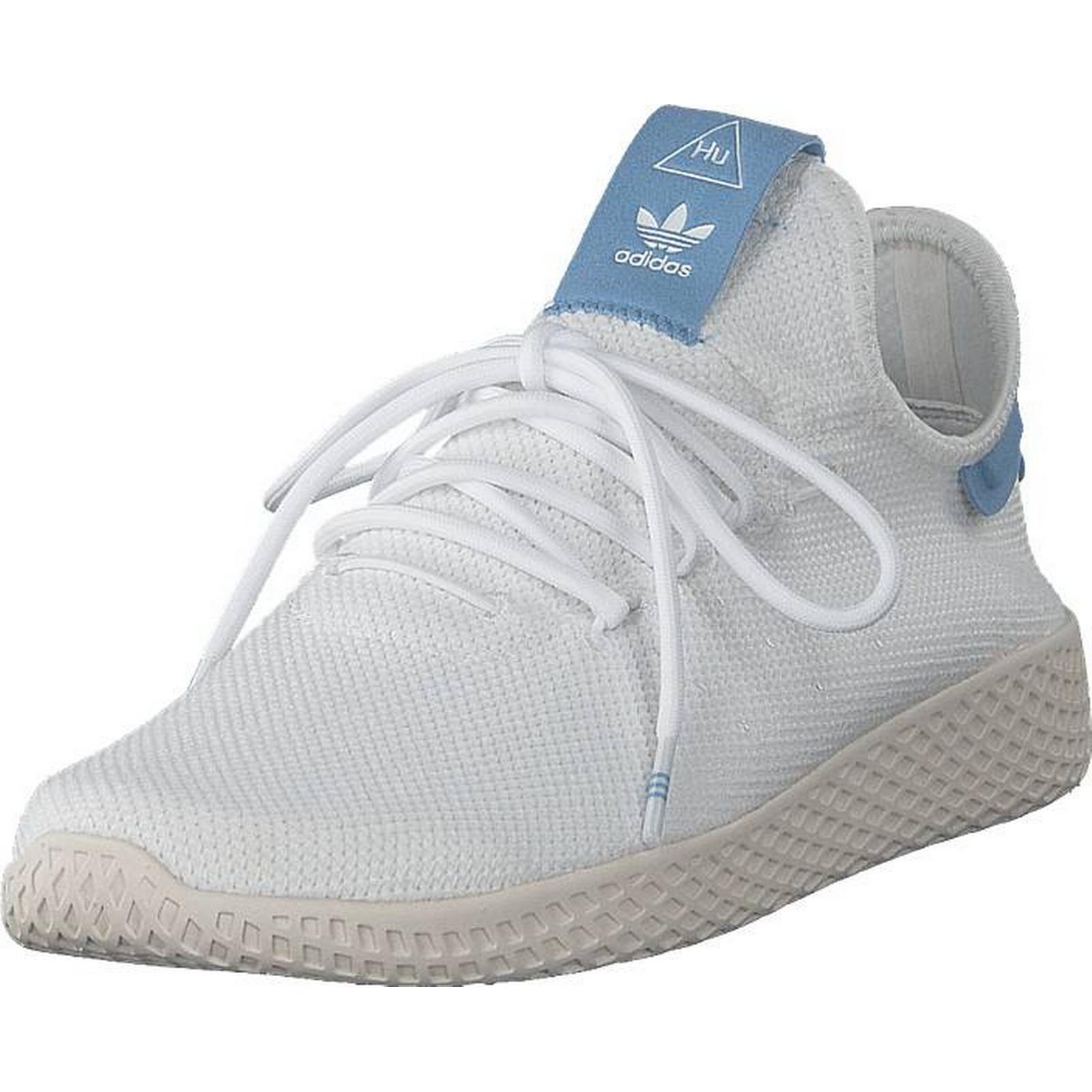 Adidas Originals Pw Tennis Tennis Pw Hu Ftwr White/Chalk White, Shoes, Trainers & Sport Shoes , Running Shoes, White, Unisex, 37 e94d27