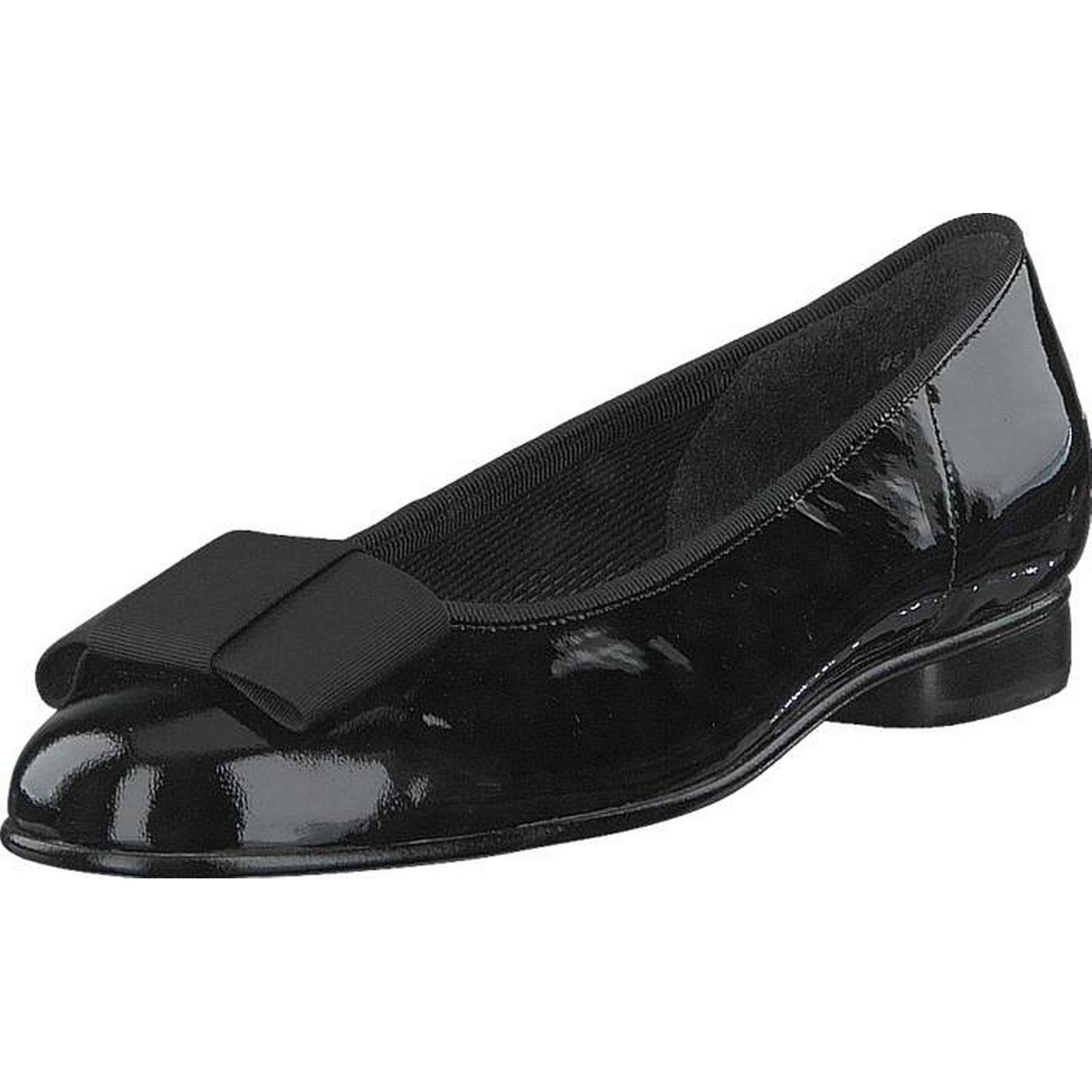 Gabor 05.100-97 Black Black, Shoes, Flats, Ballerina Shoes, Black, Black, Shoes, Female, 37 079014