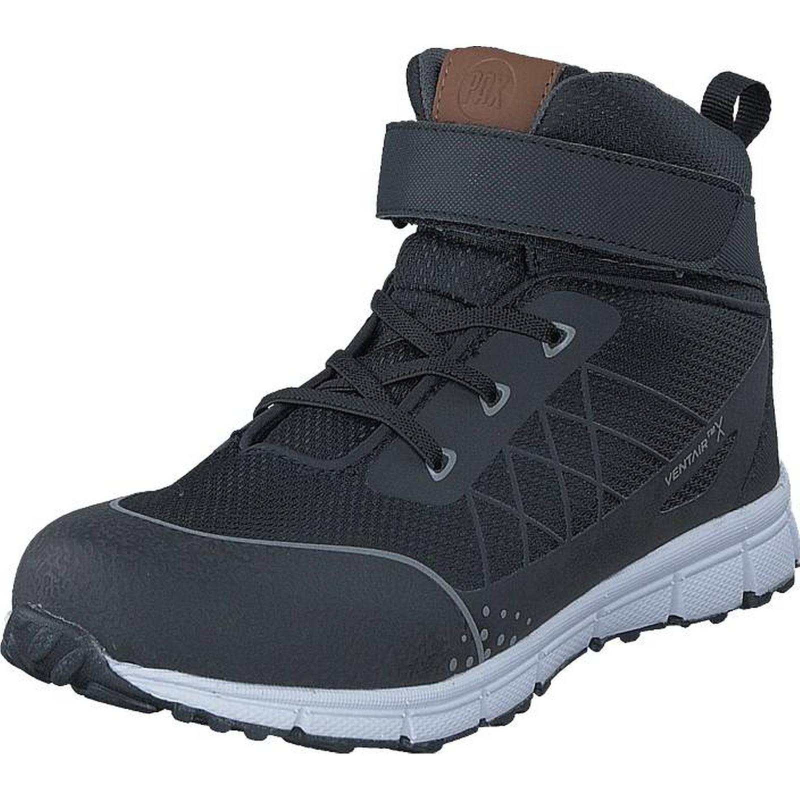 Pax Swish Black, Black, Swish Shoes, Boots & Chelseas, Hiking Boots, Grey, Unisex, 24 fdd719