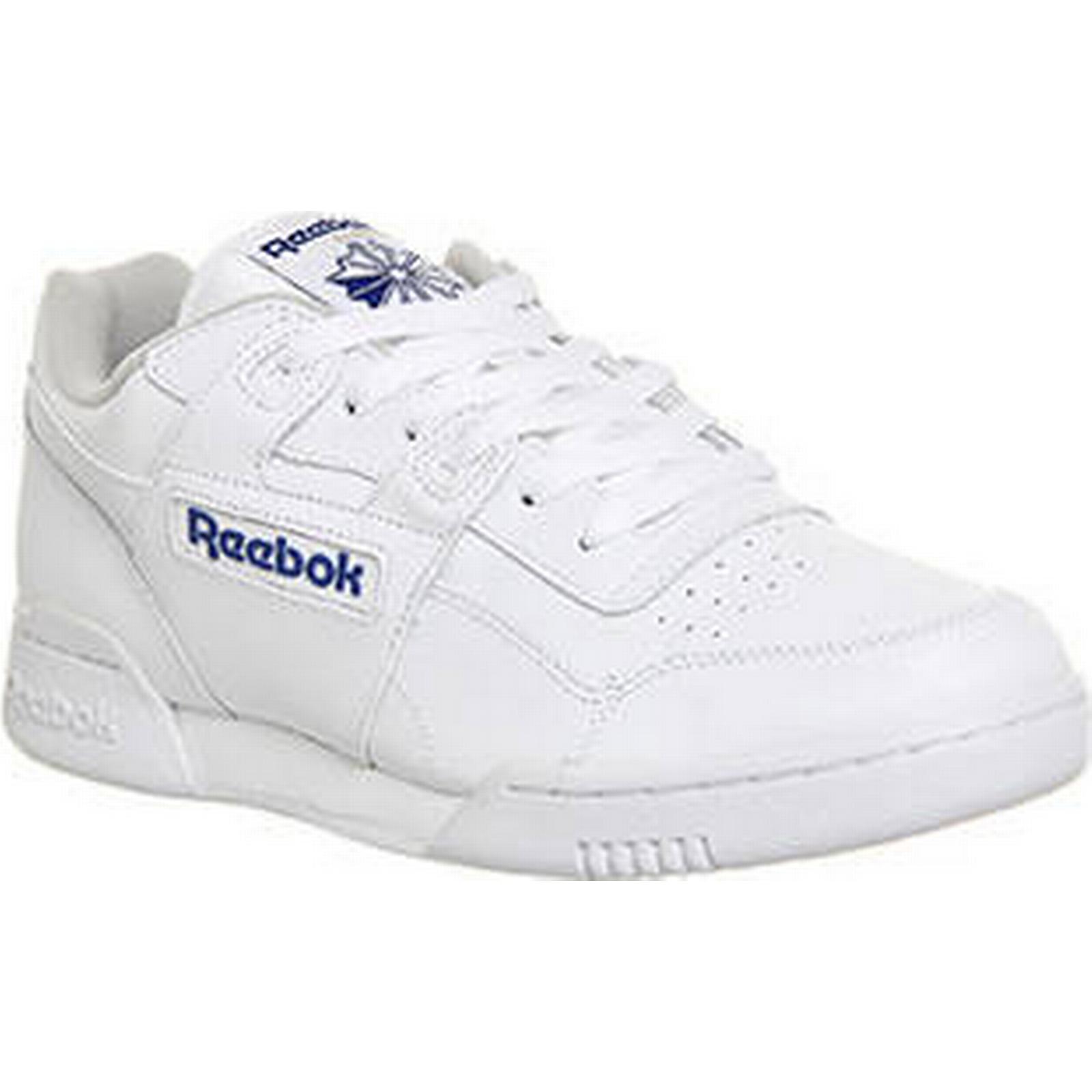 Reebok Workout Plus WHITE ROYAL ROYAL ROYAL f1a095