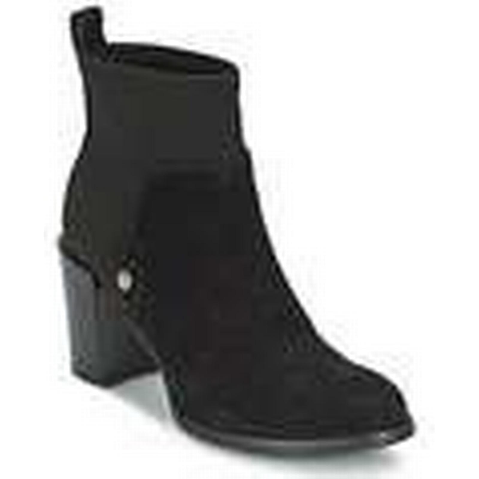 Tommy Hilfiger  PENELOPE  4B  PENELOPE women's Low Ankle Boots in Black aac075