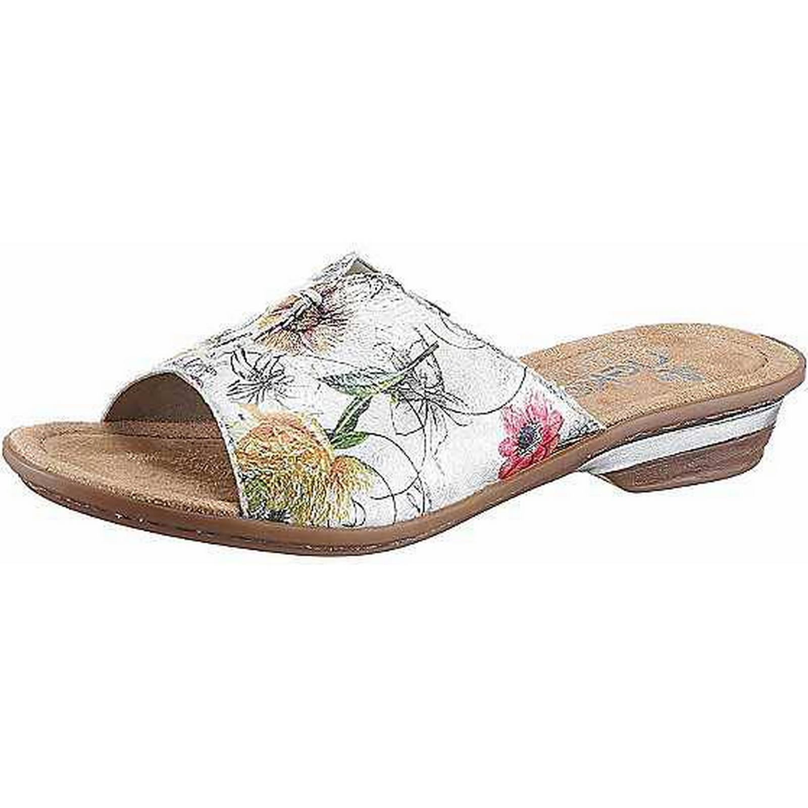 Rieker Floral Hot Print Mules By Rieker:Gentleman/Lady: Hot Floral sale in season e8f1cf
