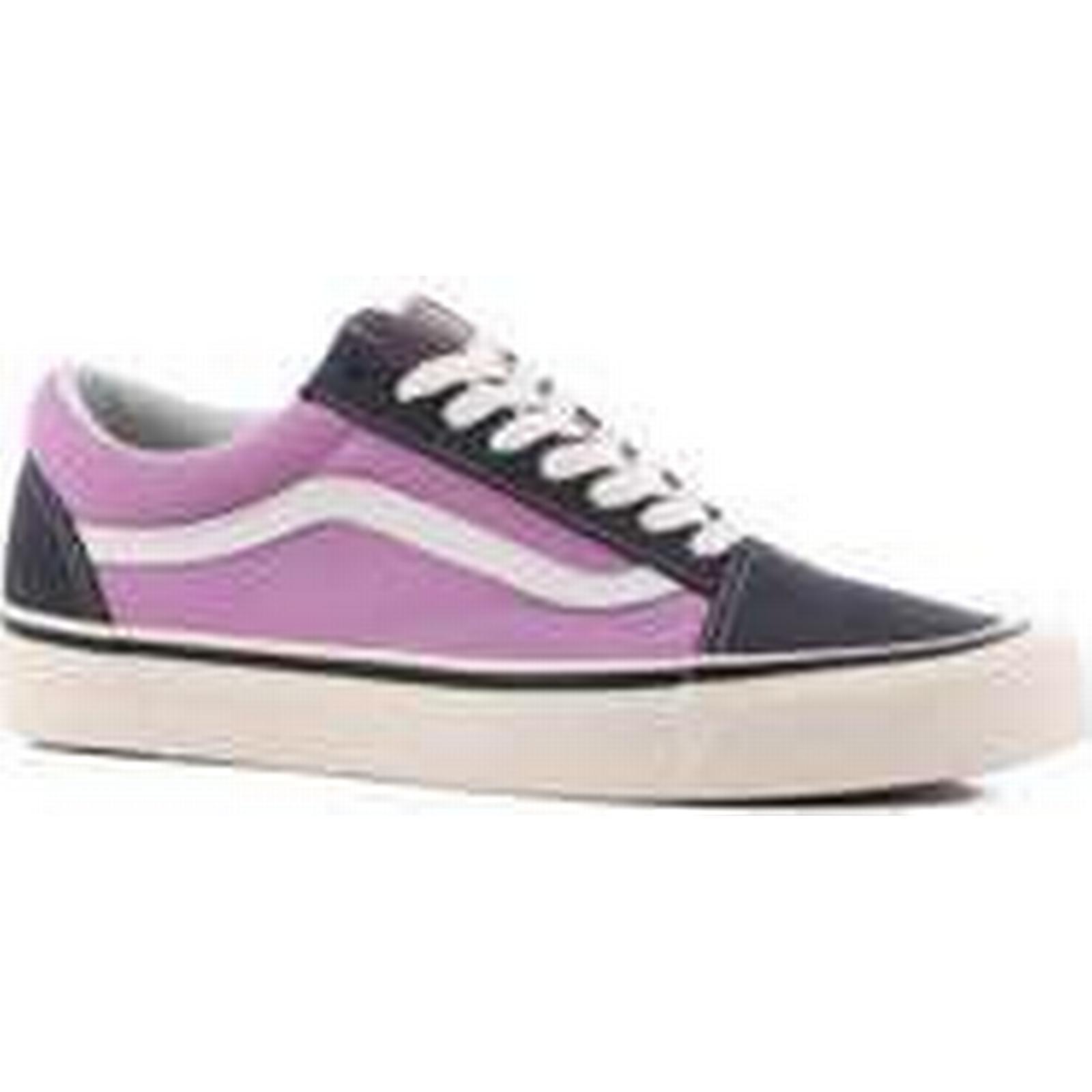Vans Old Skool 36 DX Skate Shoes lilac (anaheim factory) og navy/og lilac Shoes f10dfb