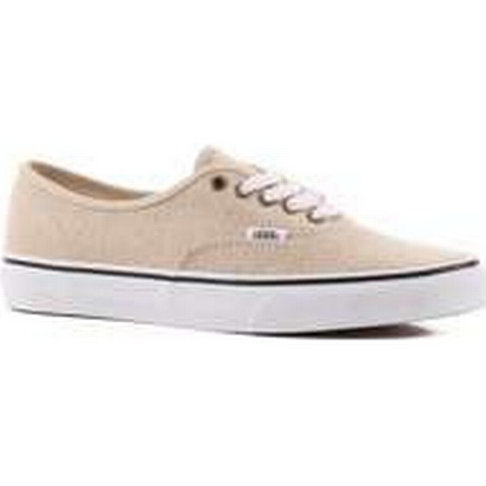 Vans Authentic natural/true Skate Shoes (cotton hemp) natural/true Authentic white c36dda