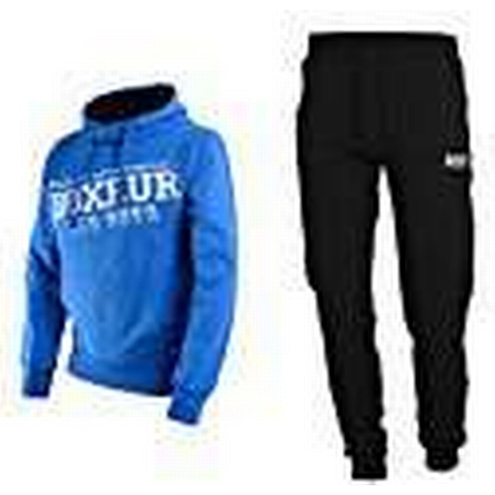 Boxeur Des - Rues Men BXT-T100 Suit - Des Royal, Large 6e4eab