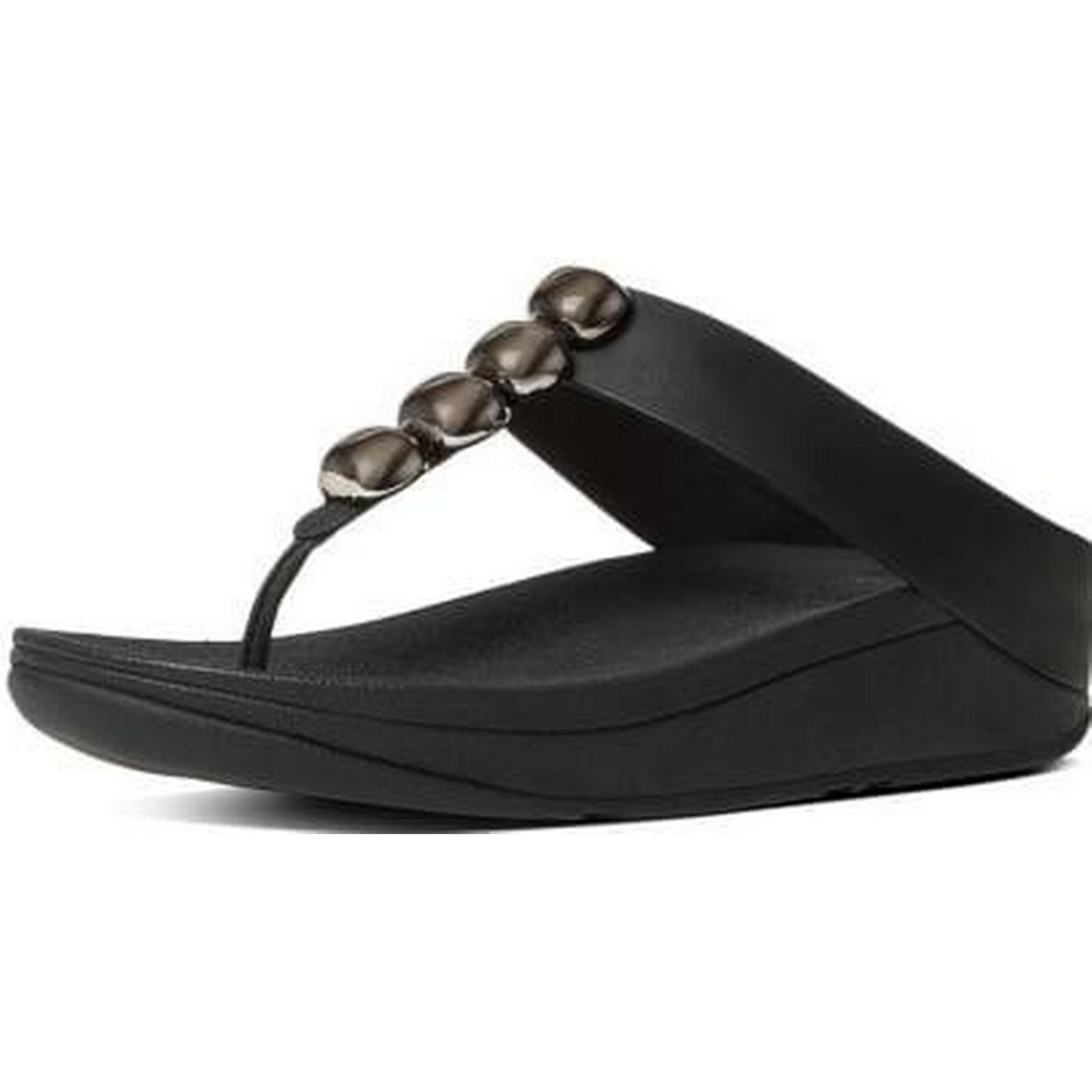 fitflop rola rola fitflop rola fitflop sandales taille: 2,5, la couleur: noir f51649