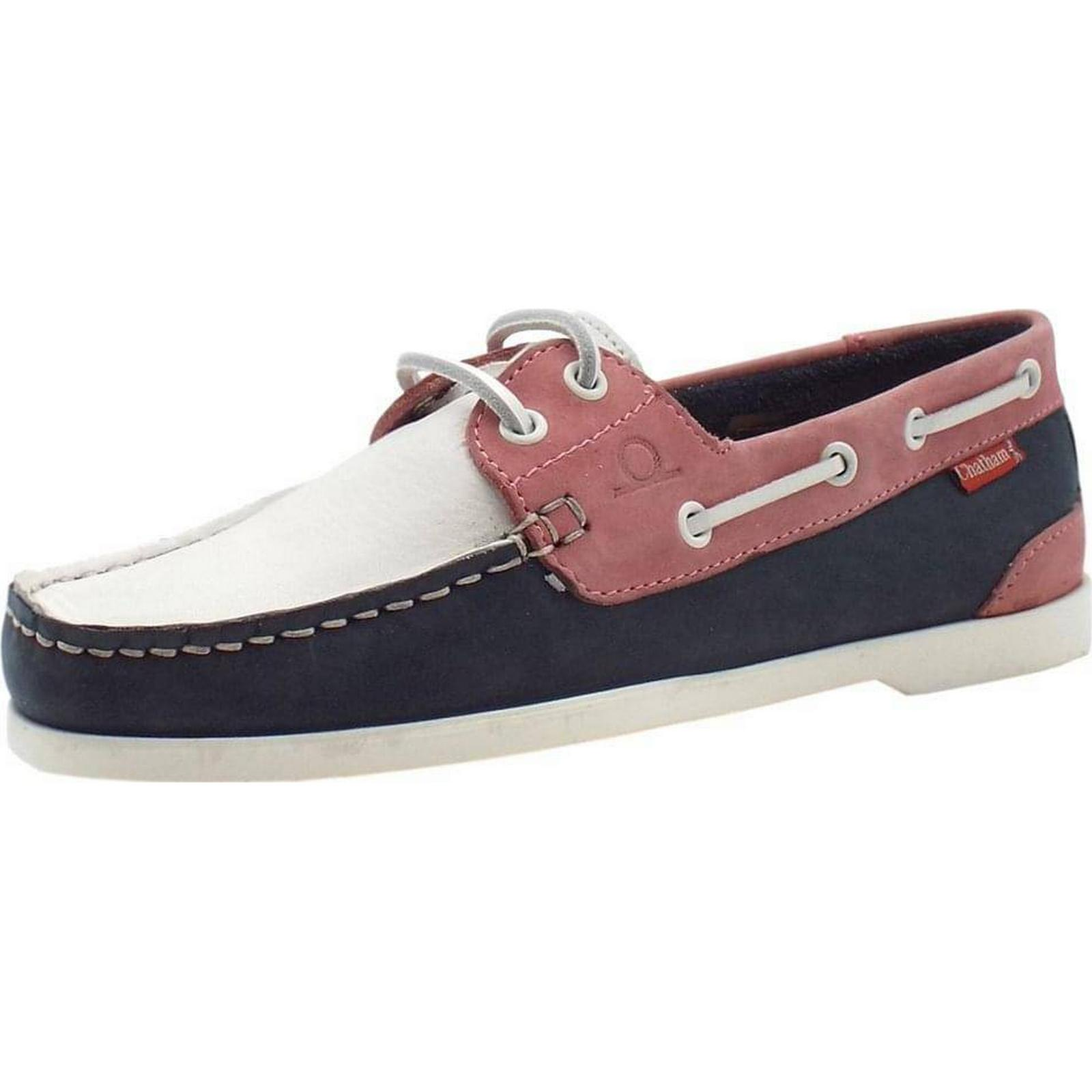 Chatham Marine WILLOW CHATHAM CLASSICE LADIES DECK H Size: 8, Colour: Colour: 8, d300ed
