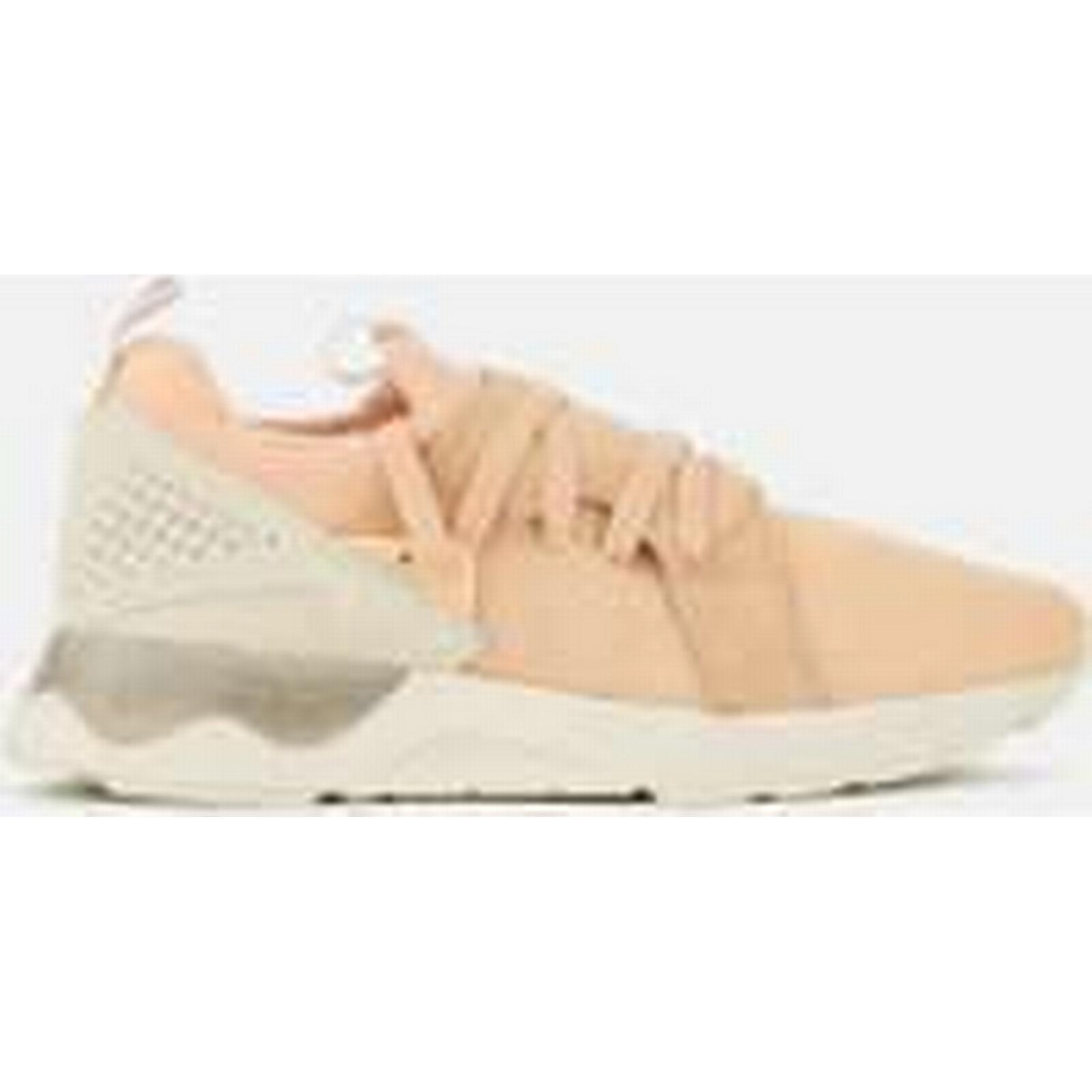 Asics Lifestyle Women's Gel-Lyte V Sanze Mesh Trainers - - Amberlight/Birch - UK 8 - - Pink 96cff3