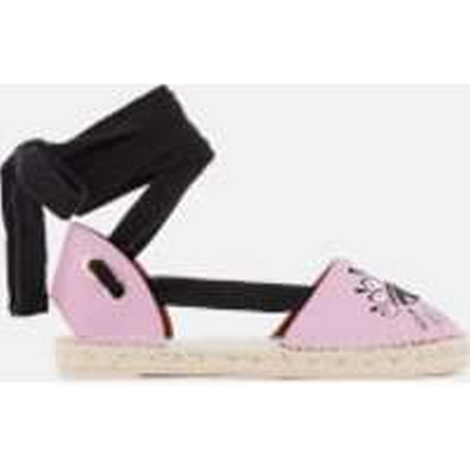 KENZO Women's City Espadrilles - Flamingo Pink - Pink UK 3/EU 36 - Pink - a29729