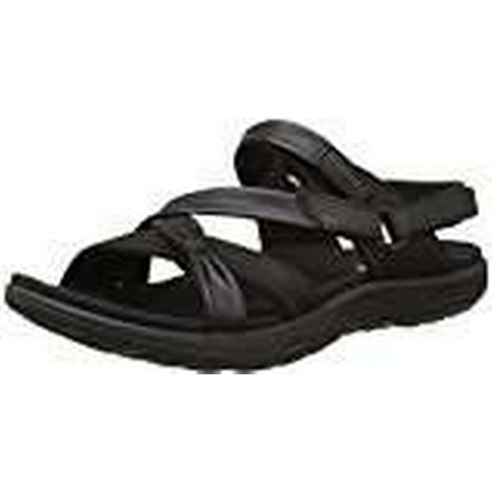 Merrell Women Black Vesper Lattice Flat Sandals, Black Women (Black), 4 UK 37 EU a08bb5