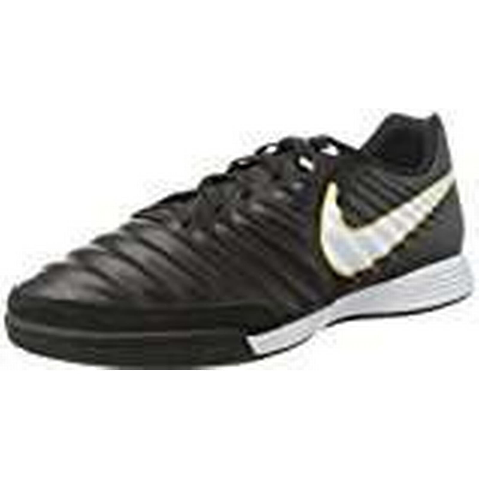 NIKE Men''s Tiempox Ligera Black/White, Iv Ic Football Boots, Black/White, Ligera 10 UK 45 EU 9d73ae