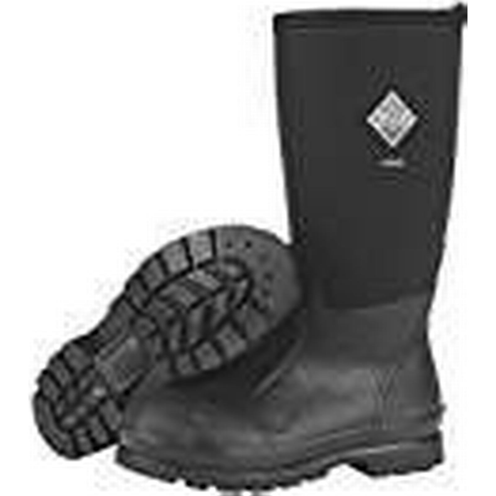 Muck Boots Unisex Adults' Chore 000A), High Work Wellingtons, (Black 000A), Chore 12 UK 47 EU fa352f