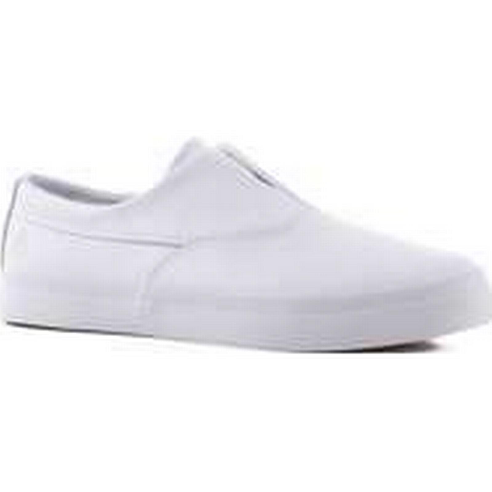 HUF Dylan Dylan Dylan Slip-On Shoes white d6ff97
