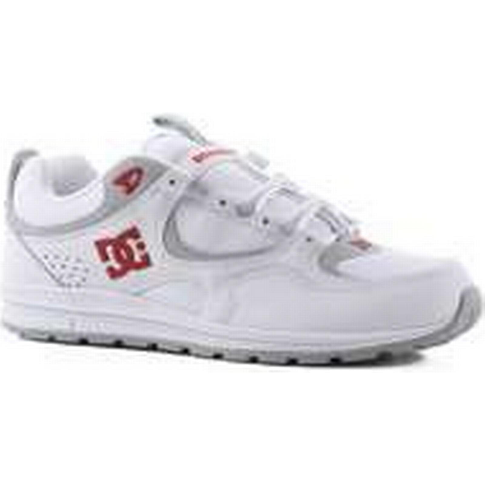 DC Shoes white/red Kalis Lite Skate Shoes white/red Shoes 359f32