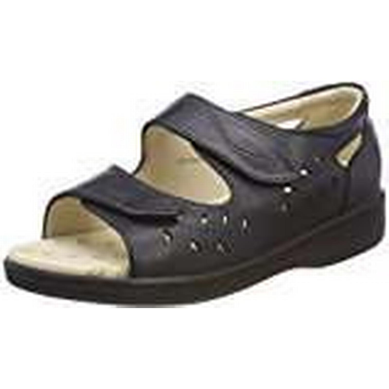 Padders Plus Women's Heatwave Open Toe Sandals, Blue EU) (Navy 24), 4 (37 EU) Blue 534e9f