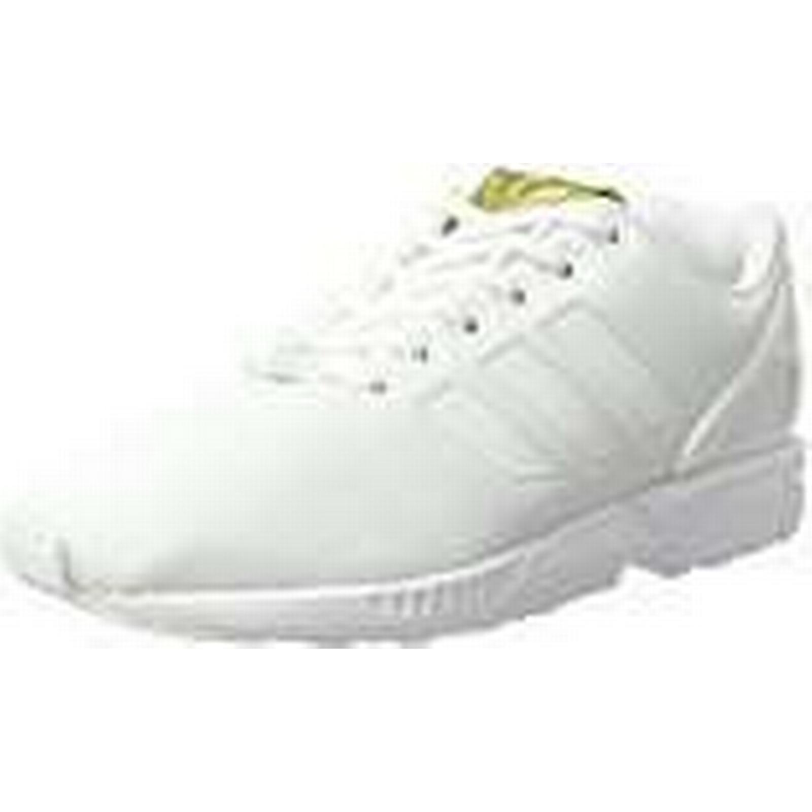 the best attitude bf024 fe315 ... wholesale adidas womens footwear zx flux low top sneakers footwear womens  white gold metallic 8 uk