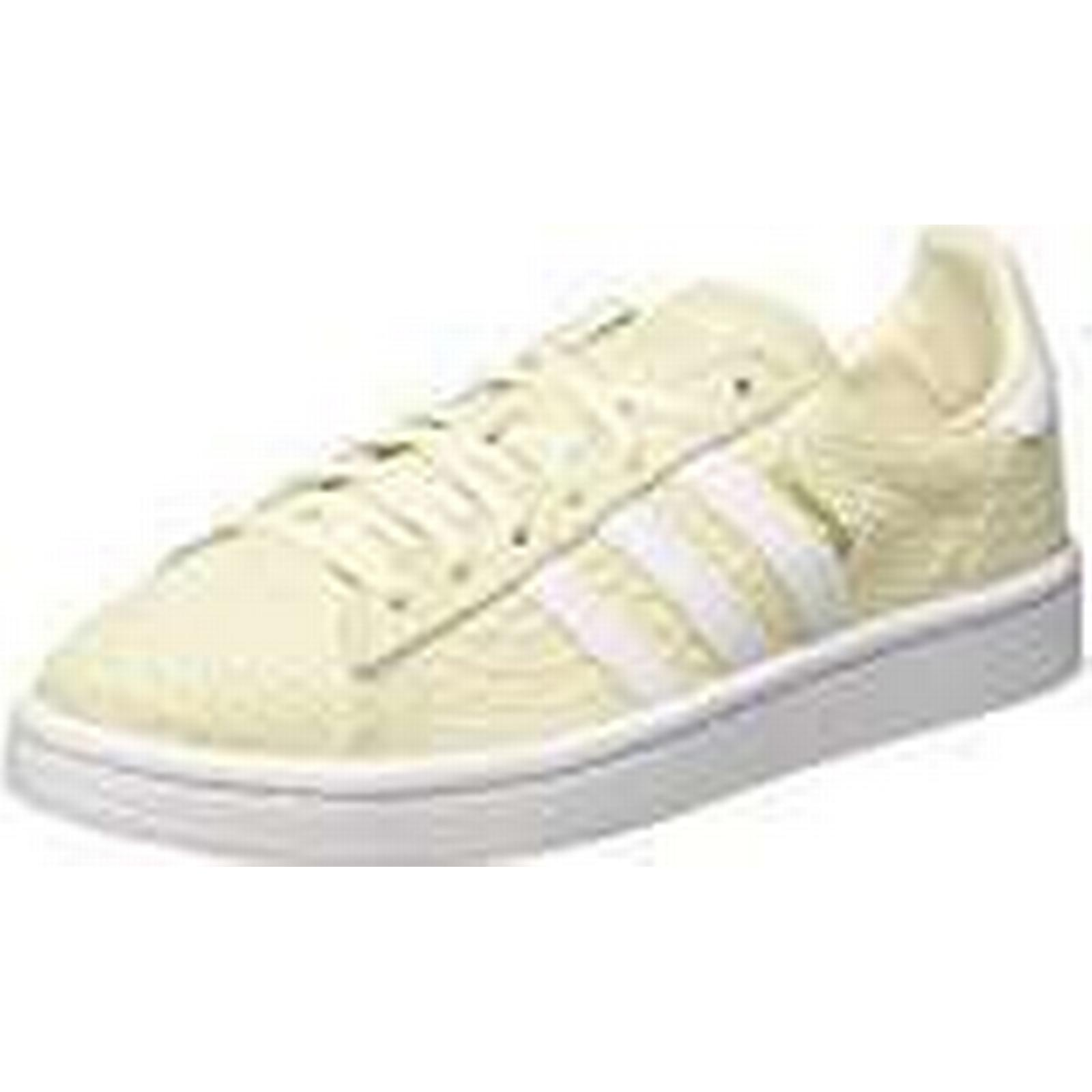 Adidas Women''s Campus W Fitness Shoes, White (Blacre/Ftwbla / Dormet UK 000), 6 UK 6 UK Dormet 55ec8e