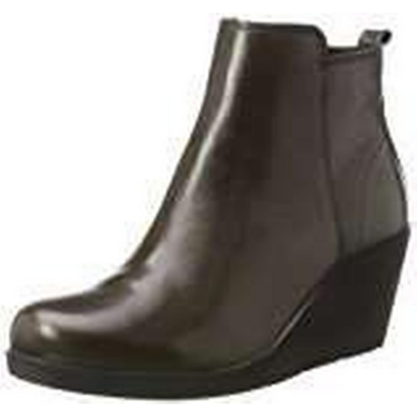 ECCO Women's Bella 1543), Wedge Boots, Green (Tarmac 1543), Bella 7 UK 7 UK 648808