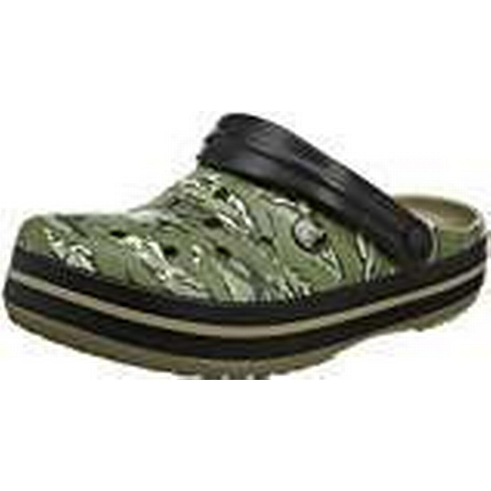 Crocs Camo Crocband Graphic verde), Clog (Dark Camo Crocs verde), Graphic 9 UK 8 UK   78e5c1