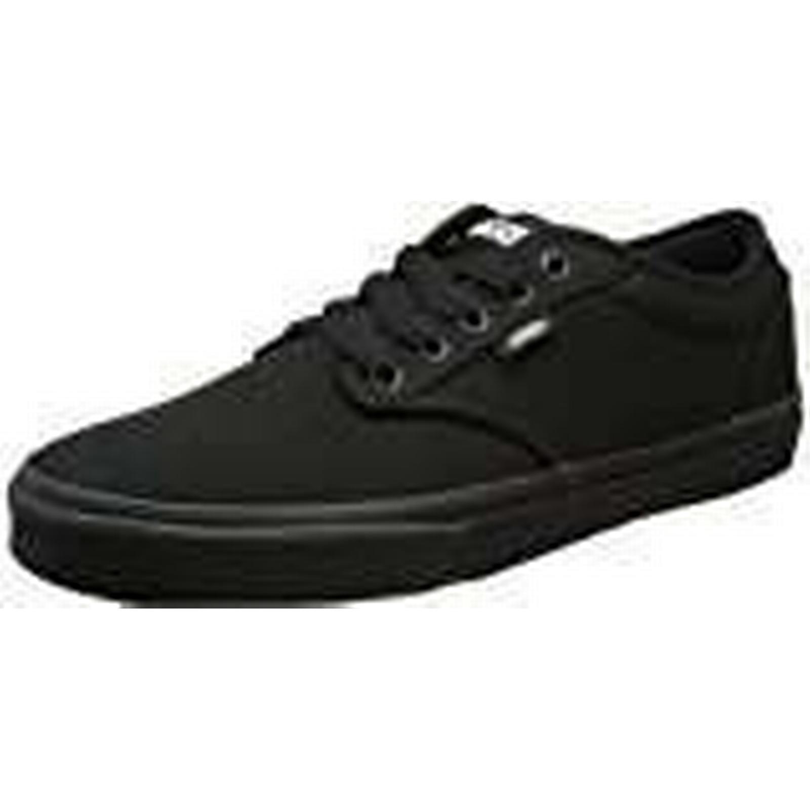 Vans Atwood, Men's UK Skateboarding Shoes, Black, 7.5 UK Men's / 41 EU 7580c7