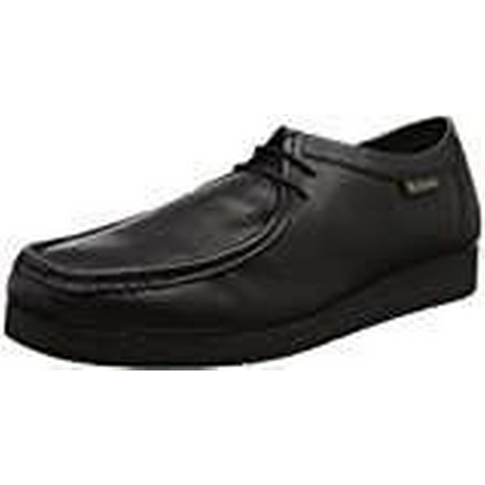 Ben Sherman 7 Men''s Quad Loafers, (Black), 7 Sherman UK 41 EU 09d039