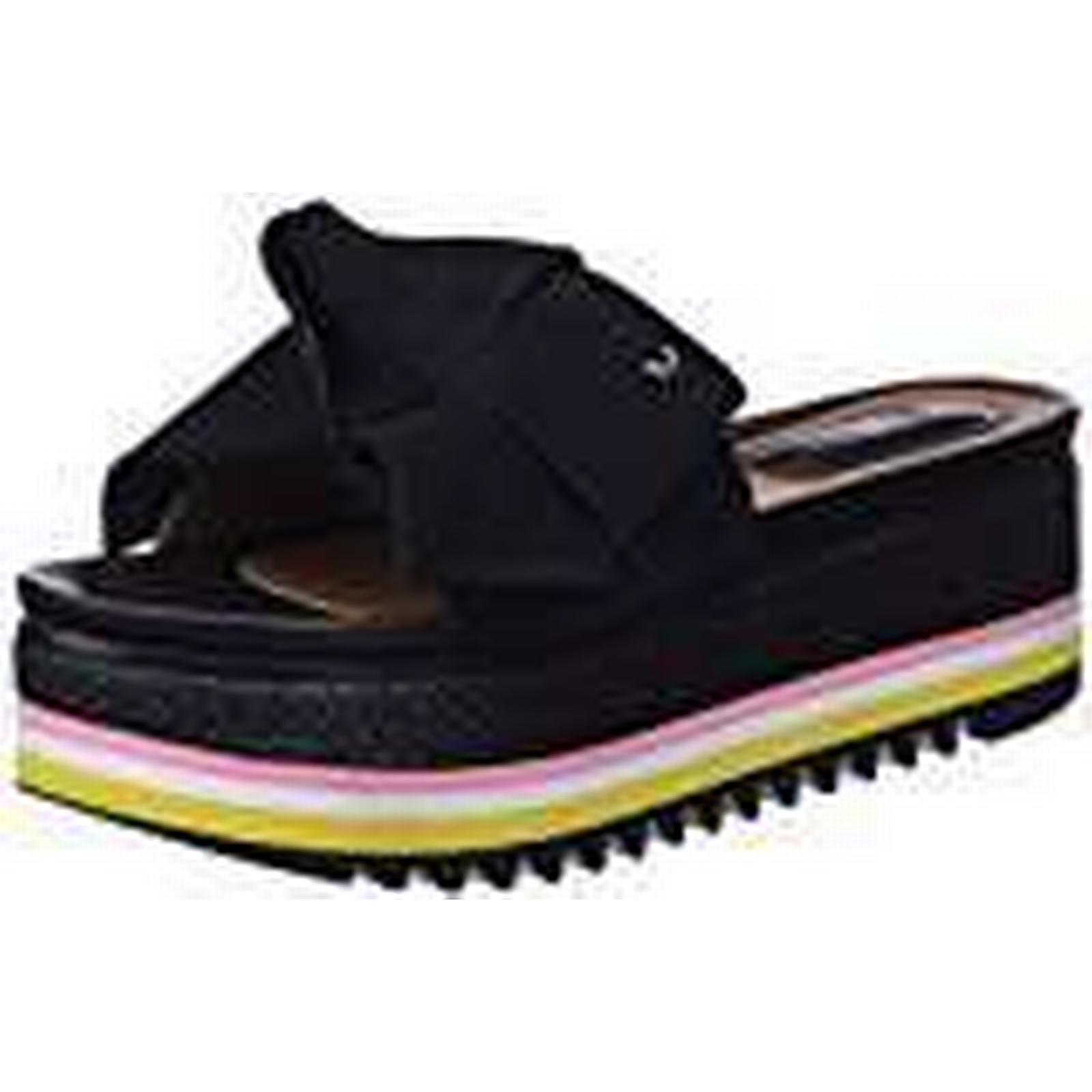 Gioseppo Women's 44059 Platform Sandals, UK Black, 5 UK Sandals, 2304e0