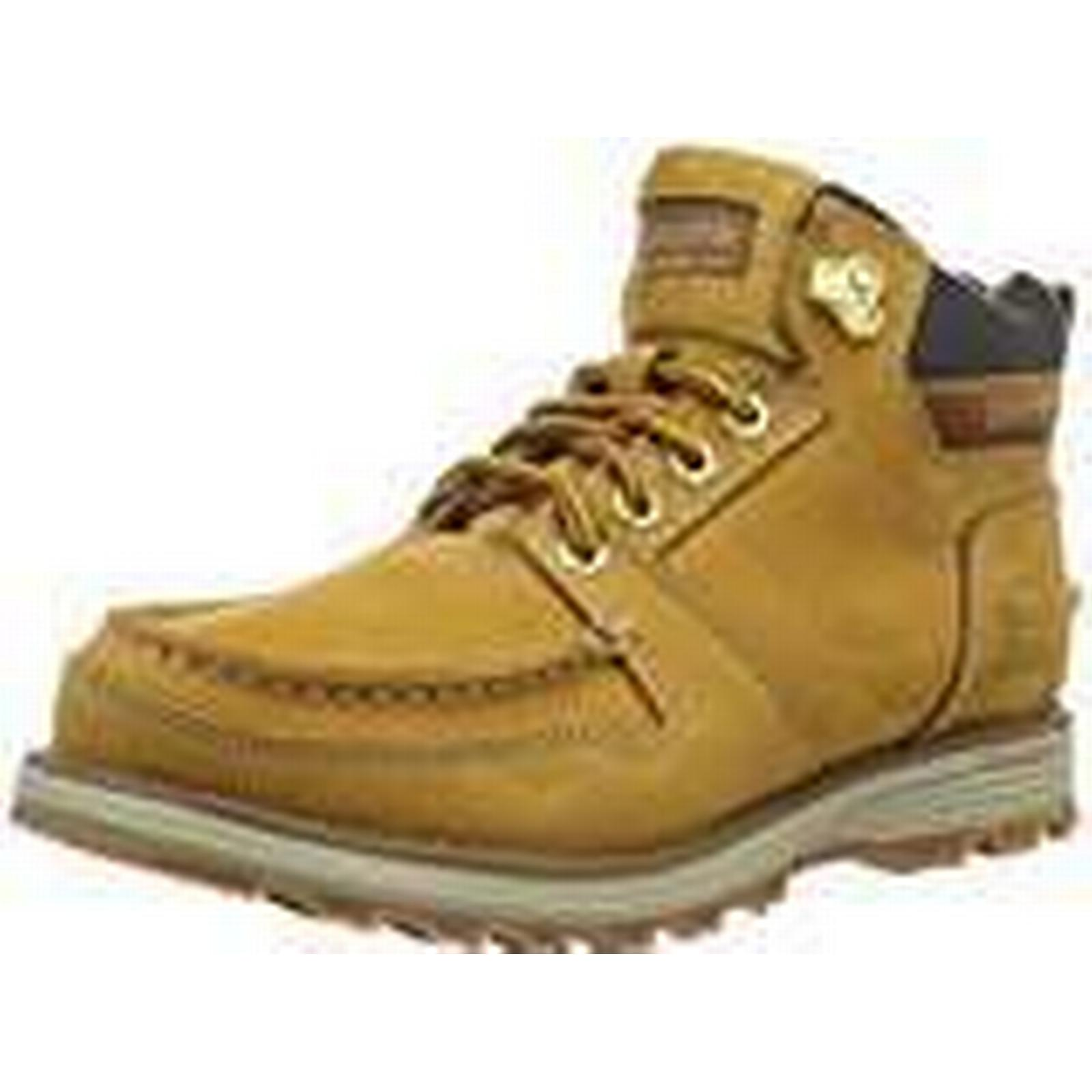 Dockers by Gerli Yellow Men's 39TI007-302910 Trekking And Hiking Boots Yellow Gerli Size: 9 6b0d17