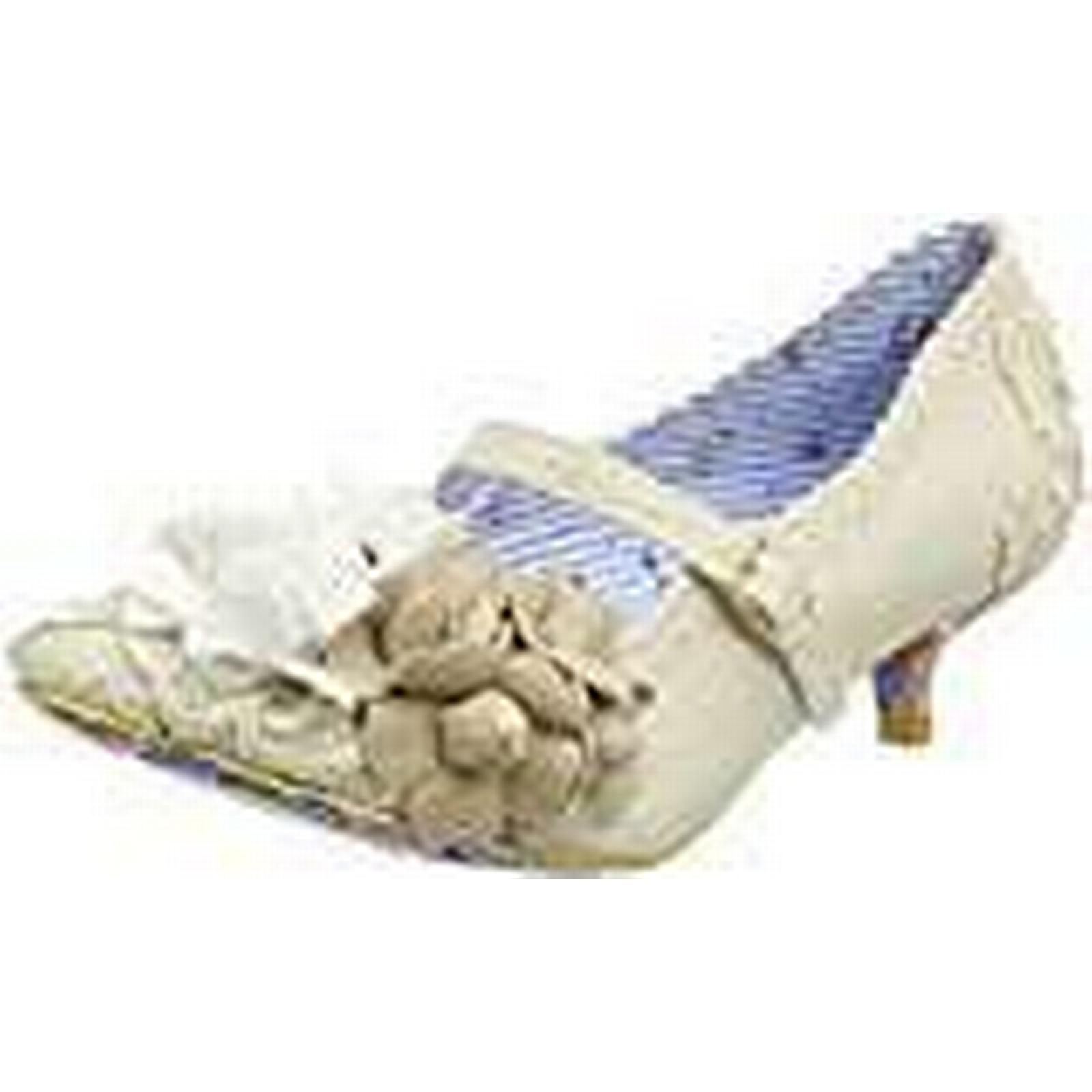 Irregular Choice Daisy Dayz, Women'S Closed-Toe Pumps, Off White (41 (Off White), 7.5 UK (41 White EU) 623119