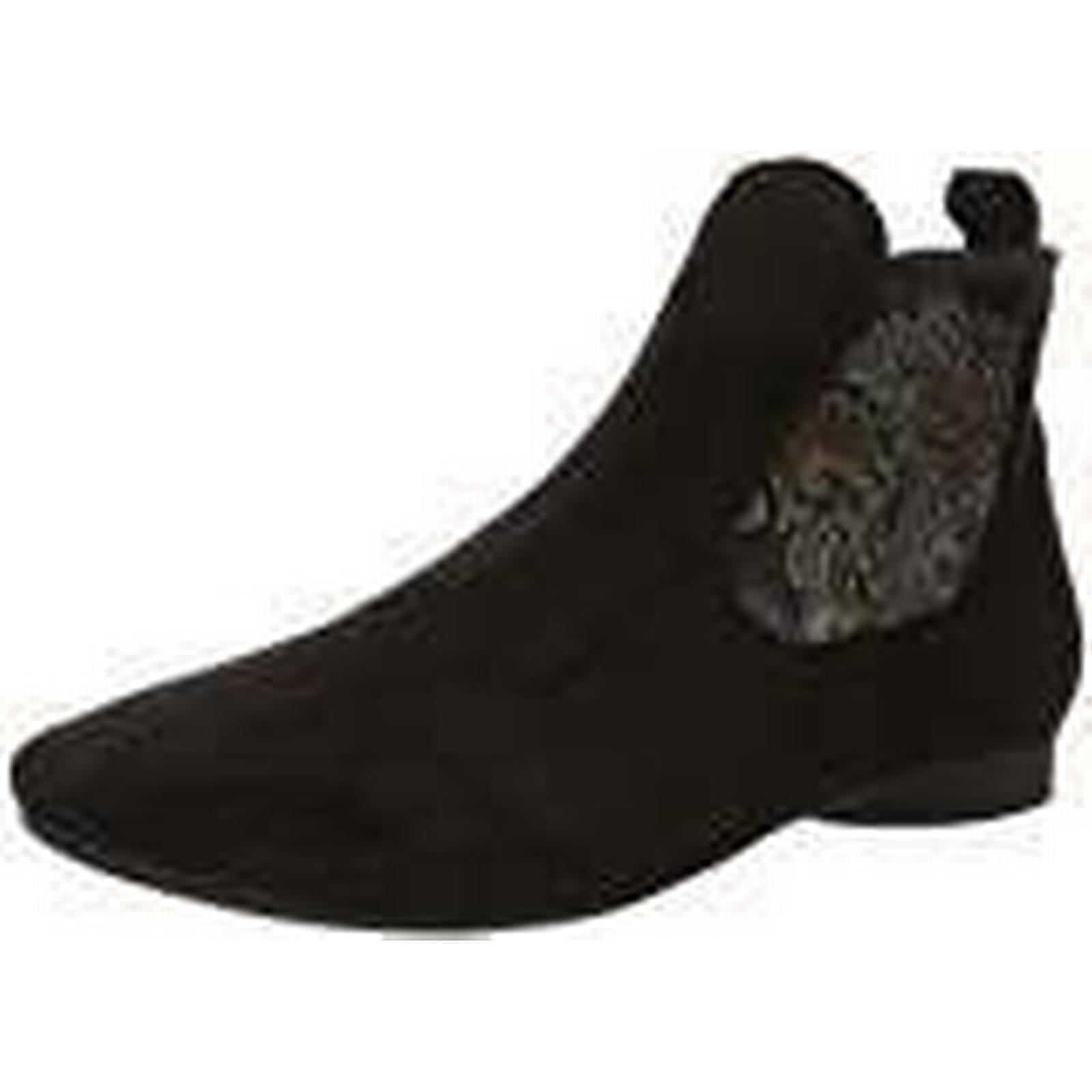 Think! Women's Guad_181295 Chelsea 5-5.5 Boots, Black SZ/Kombi 09, 5-5.5 Chelsea UK 5.5 UK 9ebe13