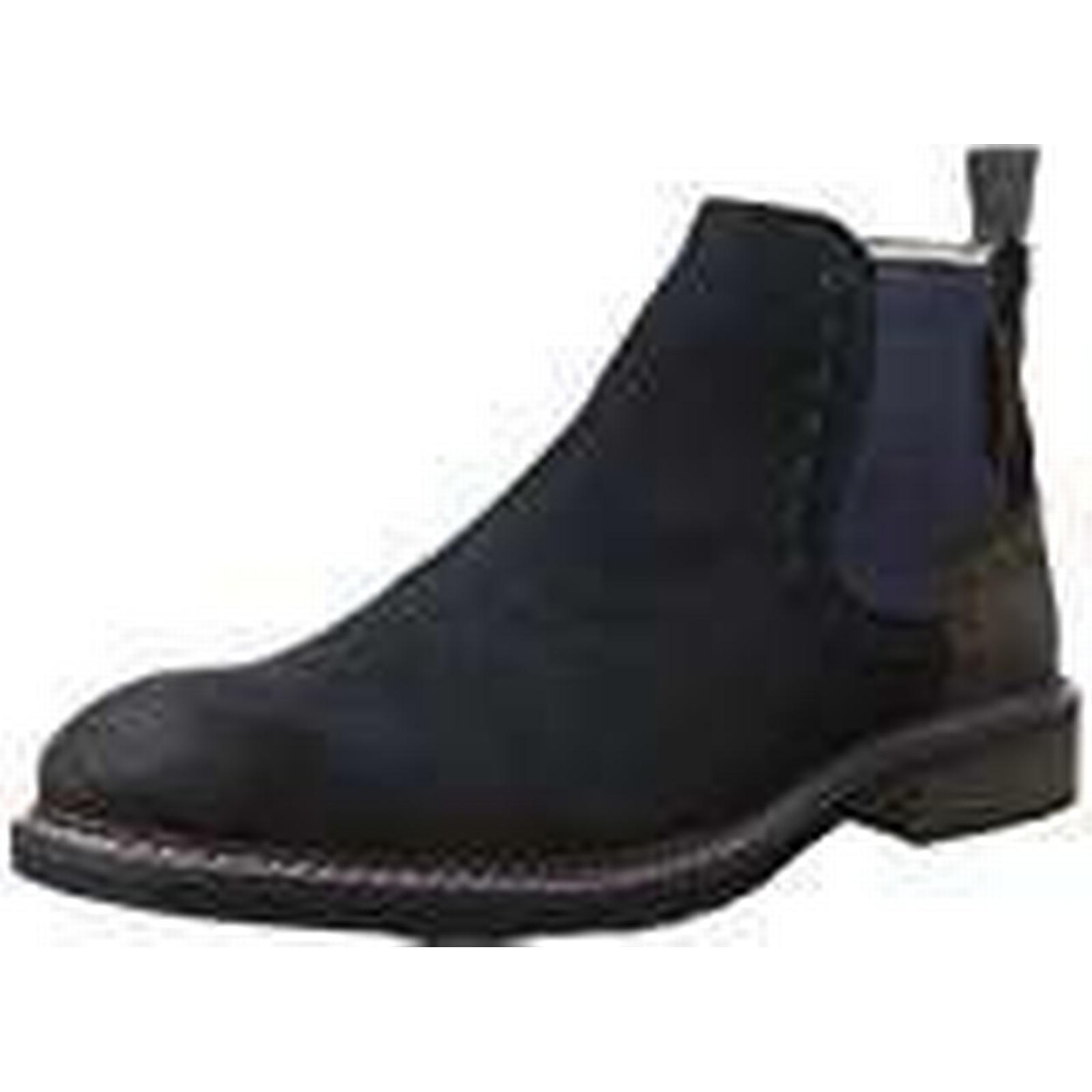 S.Oliver Men''s 15301 (Navy), Chelsea Boots, Blue (Navy), 15301 7.5 UK a1336f