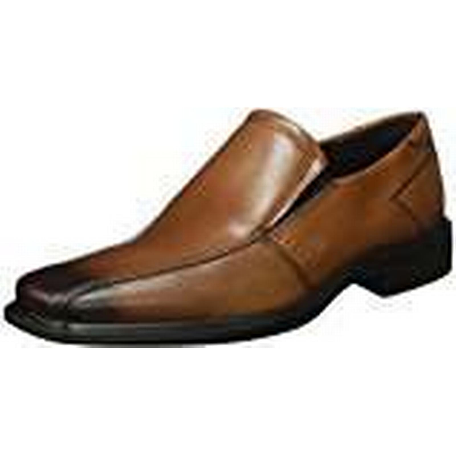 ECCO Men''s 7.5 Minneapolis Loafers, Brown (Amber), 7.5 Men''s UK 8ad166