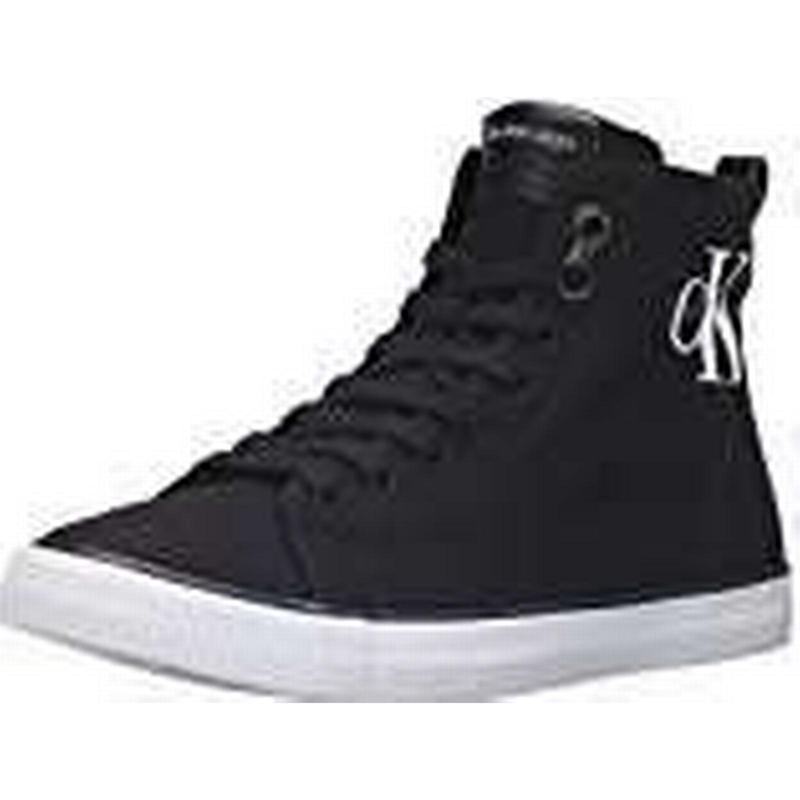 Calvin Klein Arthur (Black), Canvas, Men's Sneakers, Black (Black), Arthur 9 UK (44 EU) 20f9de
