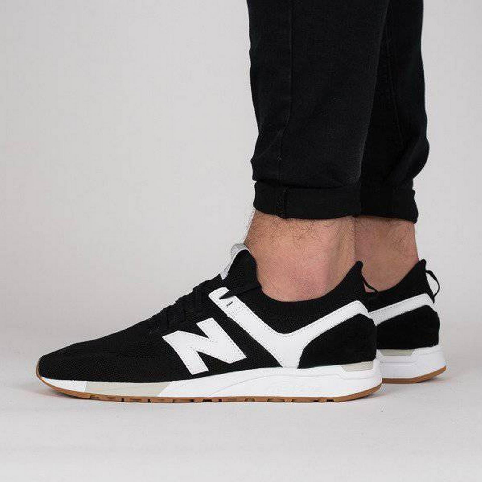 New Balance Men's shoes Size sneakers New Balance MRL247DY BLACK Size shoes 44 8bd9bd