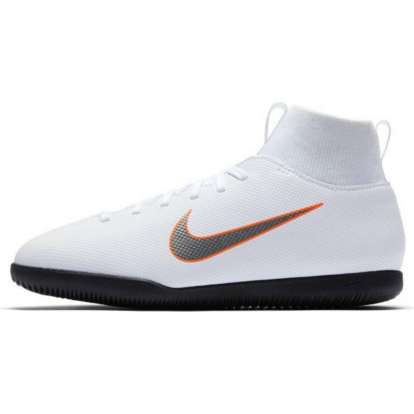 NIKE Halowe Buty Piłkarskie Dla Małych/dużych Dzieci Nike Club Jr. MercurialX Superfly VI Club Nike IC 60c536
