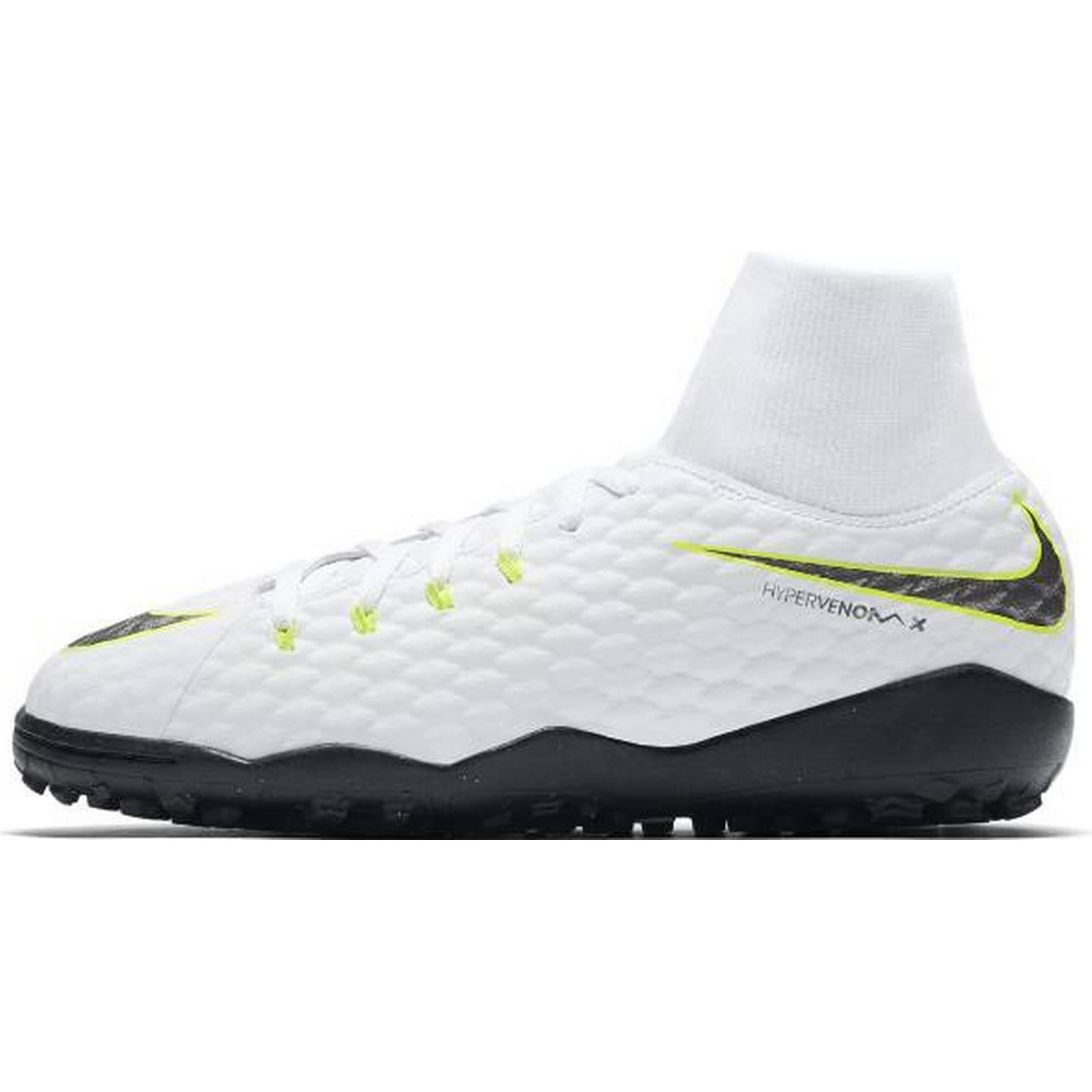 NIKE Korki Piłkarskie Turf Na Sztuczną Nawierzchnię Typu Turf Piłkarskie Dla Małych/dużych Dzieci Nike Hypervenom PhantomX III Elite Dynamic Fit TF 986184