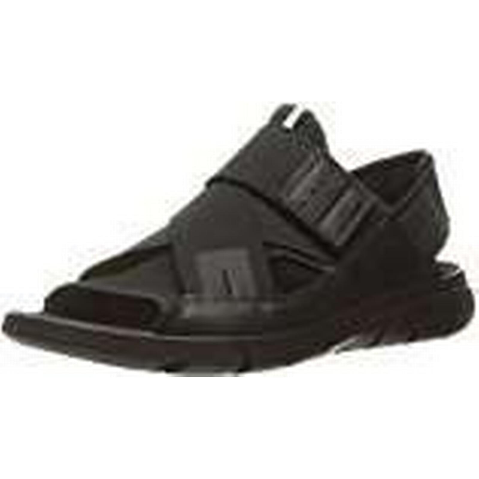 ECCO Men's Black Intrinsic Sandal, Black Men's (51052black/black), 7.5 UK f4e085