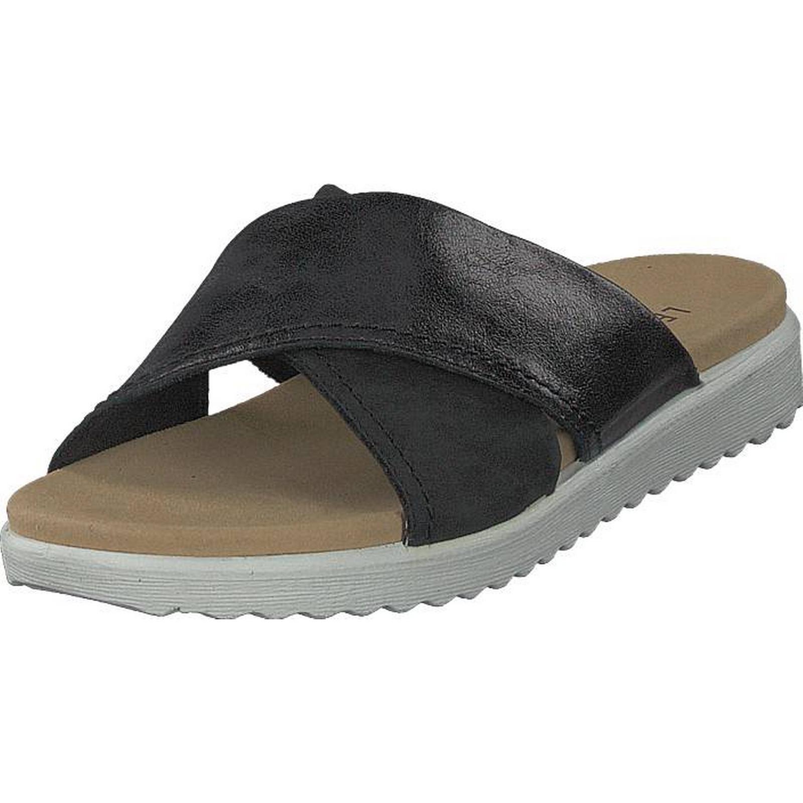 Legero Savona Black, Shoes, Sandals & Slippers, Sandals, Brown, Grey, Female, Female, Grey, 36 33e518