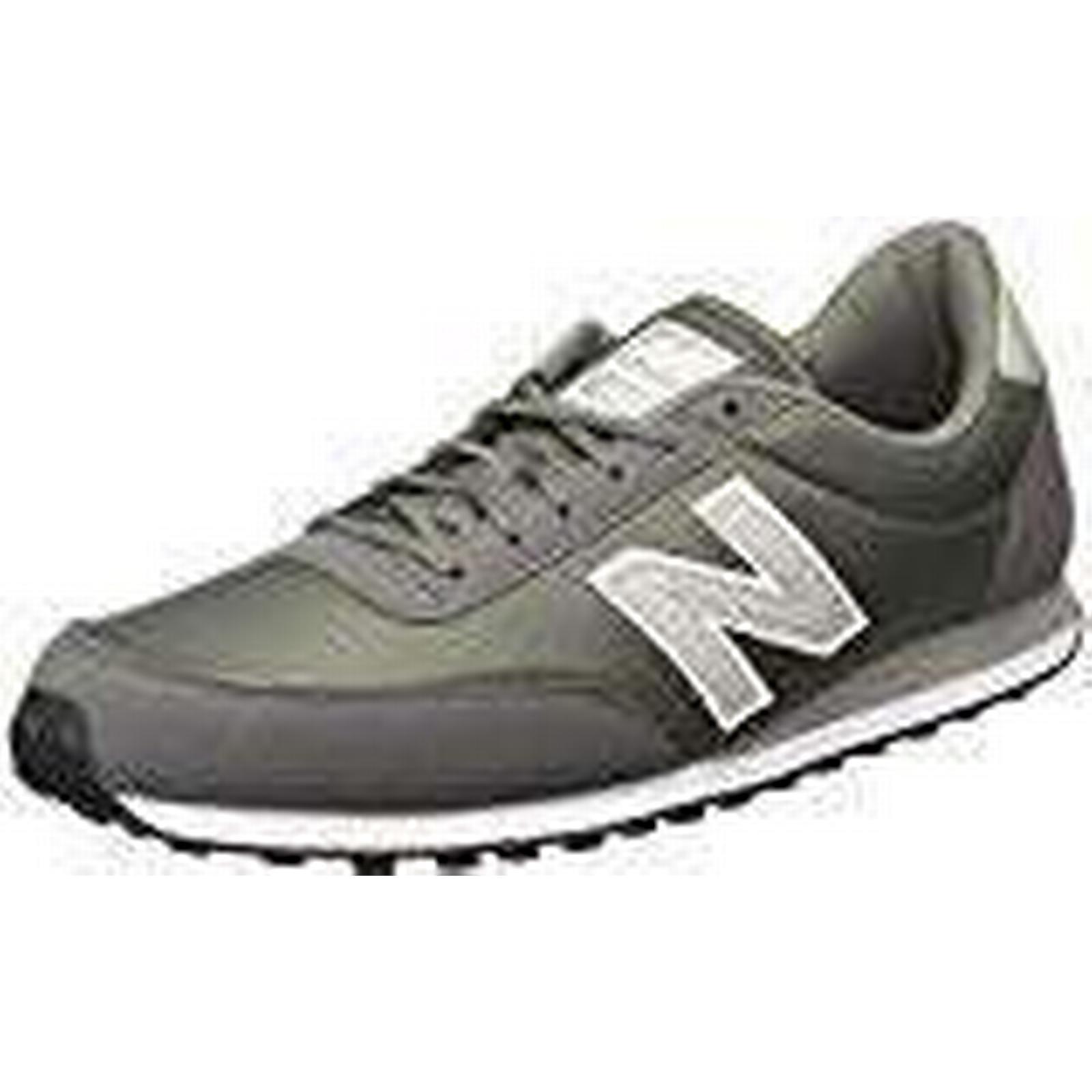 New Balance U410 Unisex Adult Low-Top Sneakers, Grey (40 (Grey/Grey Ca), 6.5 UK (40 Grey EU) 4336d4