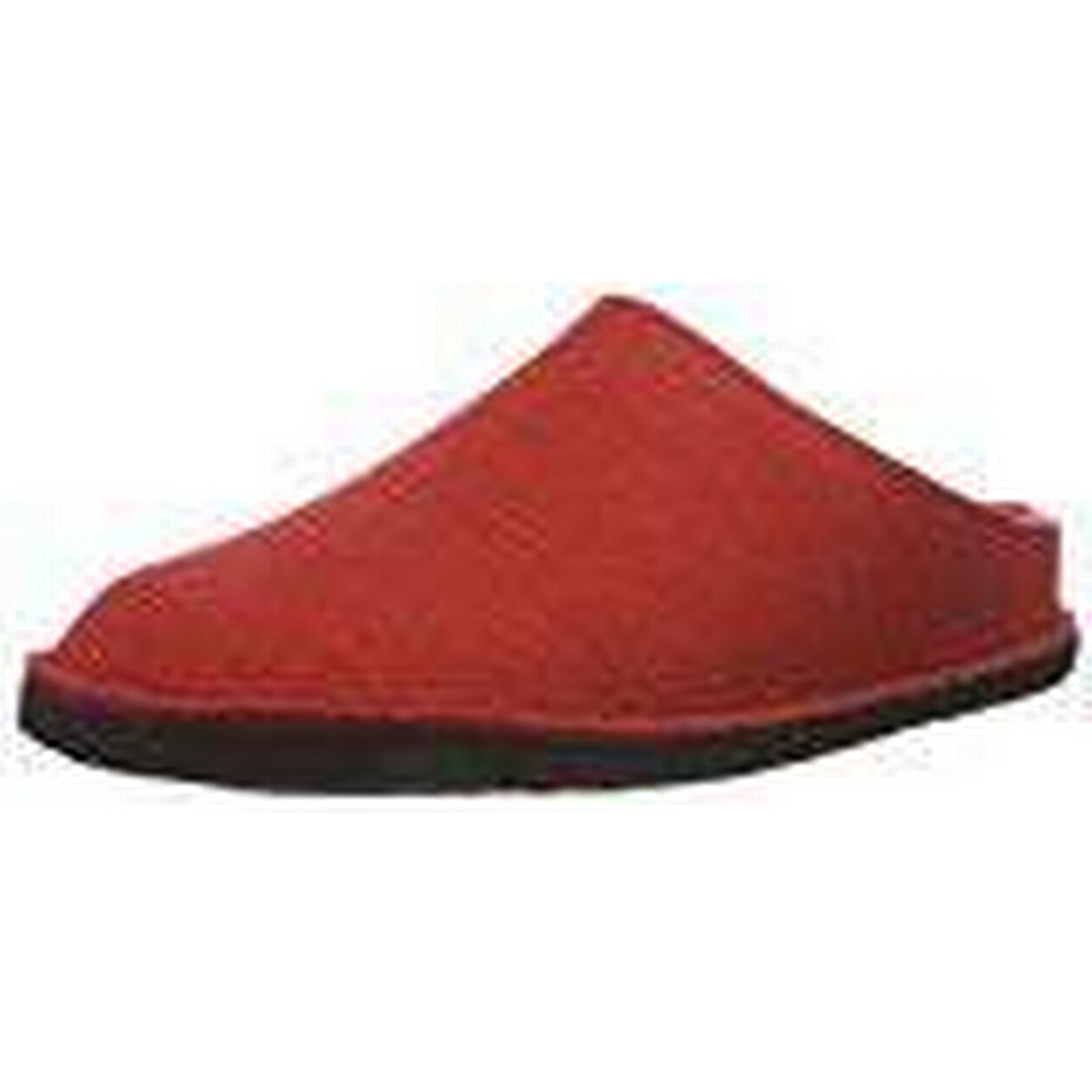Haflinger Soft, Women's Low-Top, Red (37 (11 Rubin), 4 UK (37 Red EU) 713c05