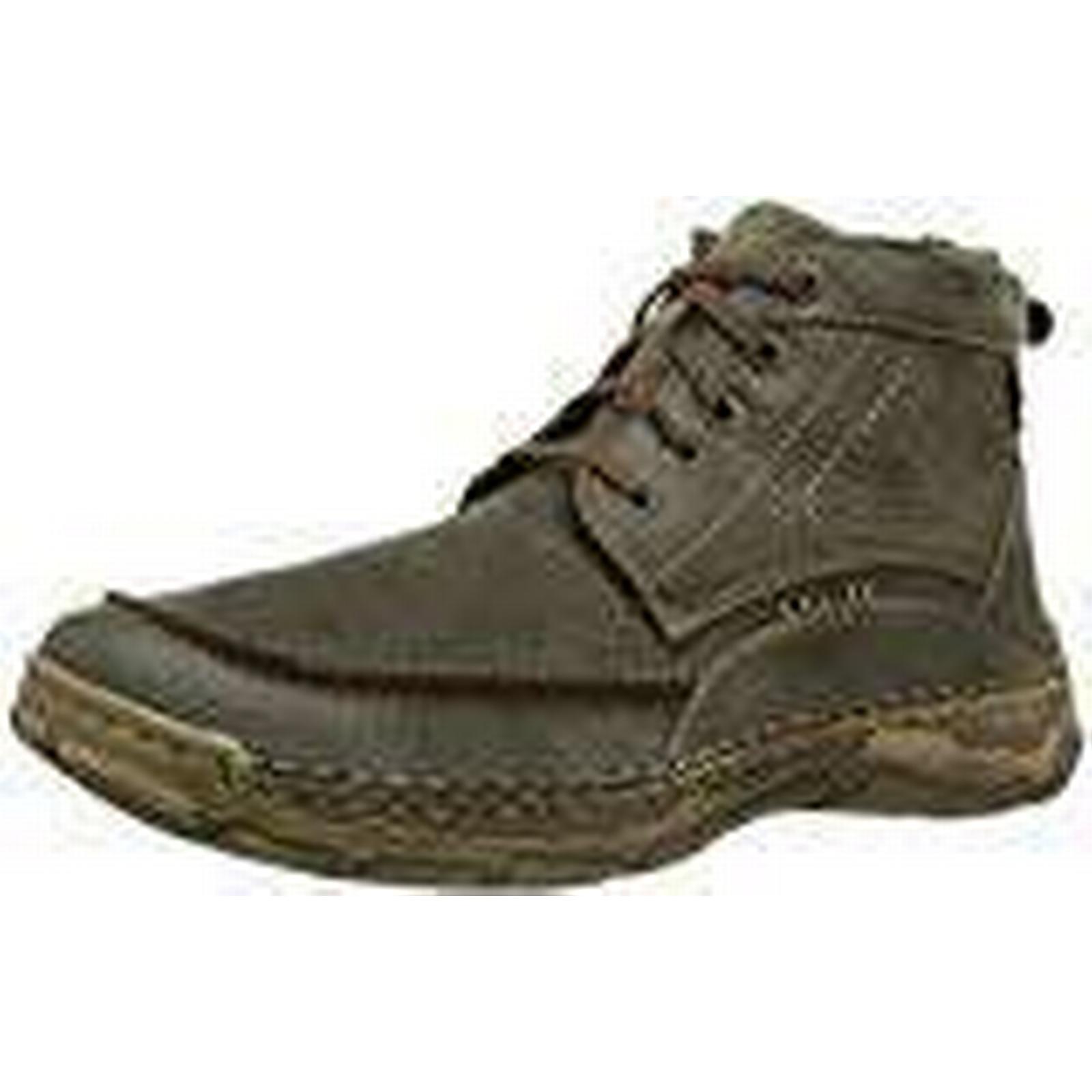 Josef Seibel Schuhfabrik GmbH Dominic (707 09, Mens Boots, Brown (707 Dominic Vulcano), 10 UK 278ee5