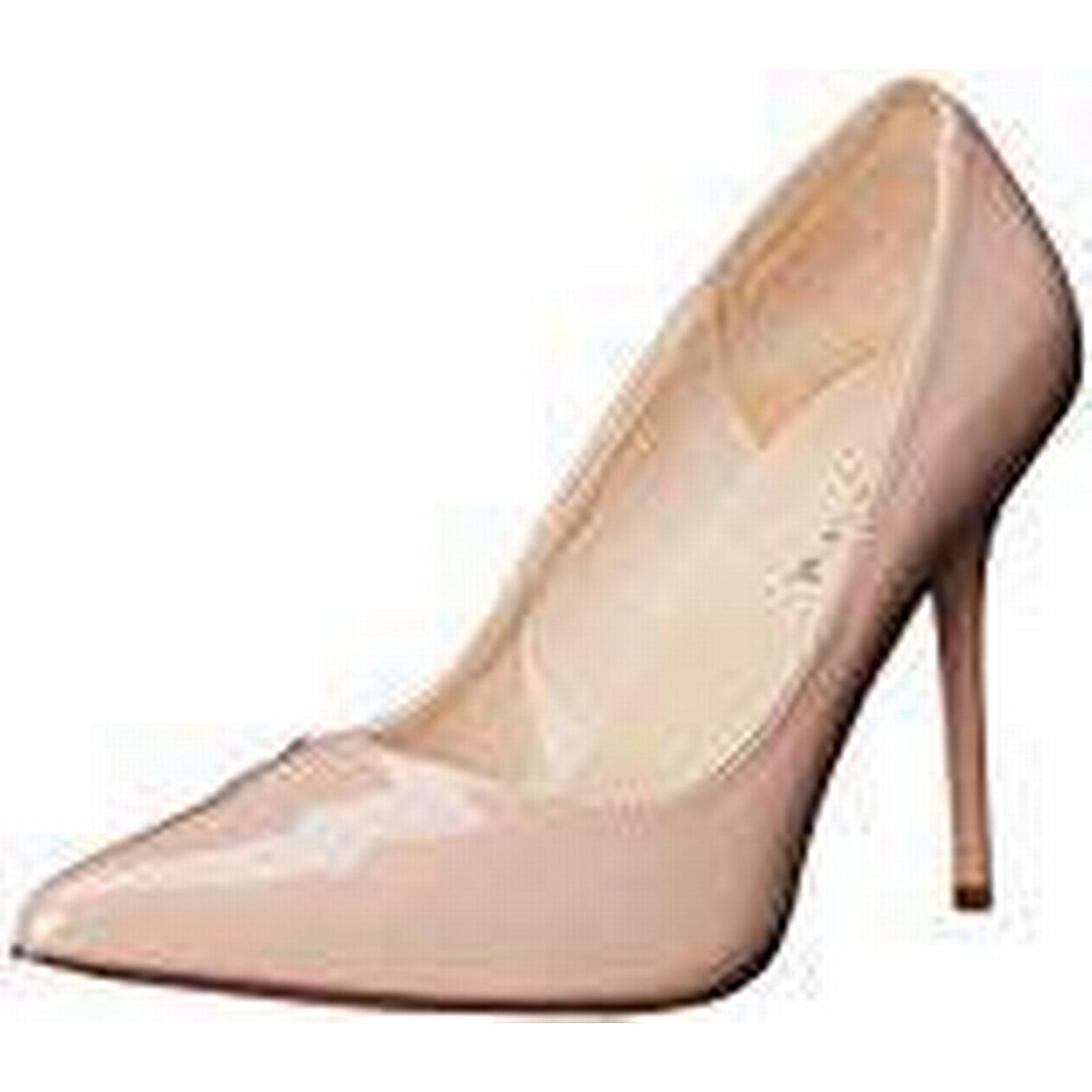 Pleaser Classique 20, Women's Closed-Toe (Nude Pumps & Heels, Beige (Nude Closed-Toe Pat), 11 UK (44 EU) c173c7