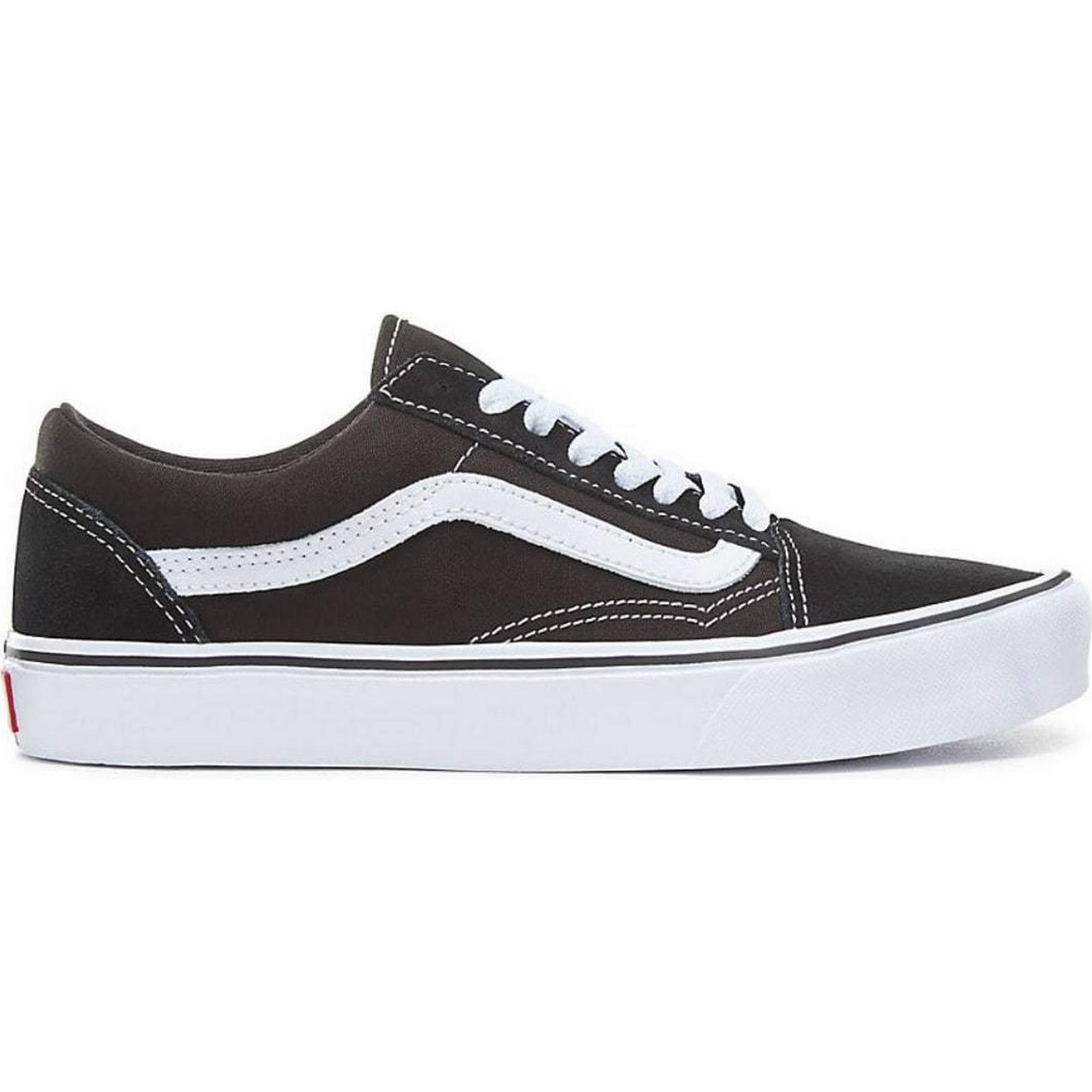 Vans UA Old Shoes Skool Lite Skate Shoes Old - Black/White 72cc5d