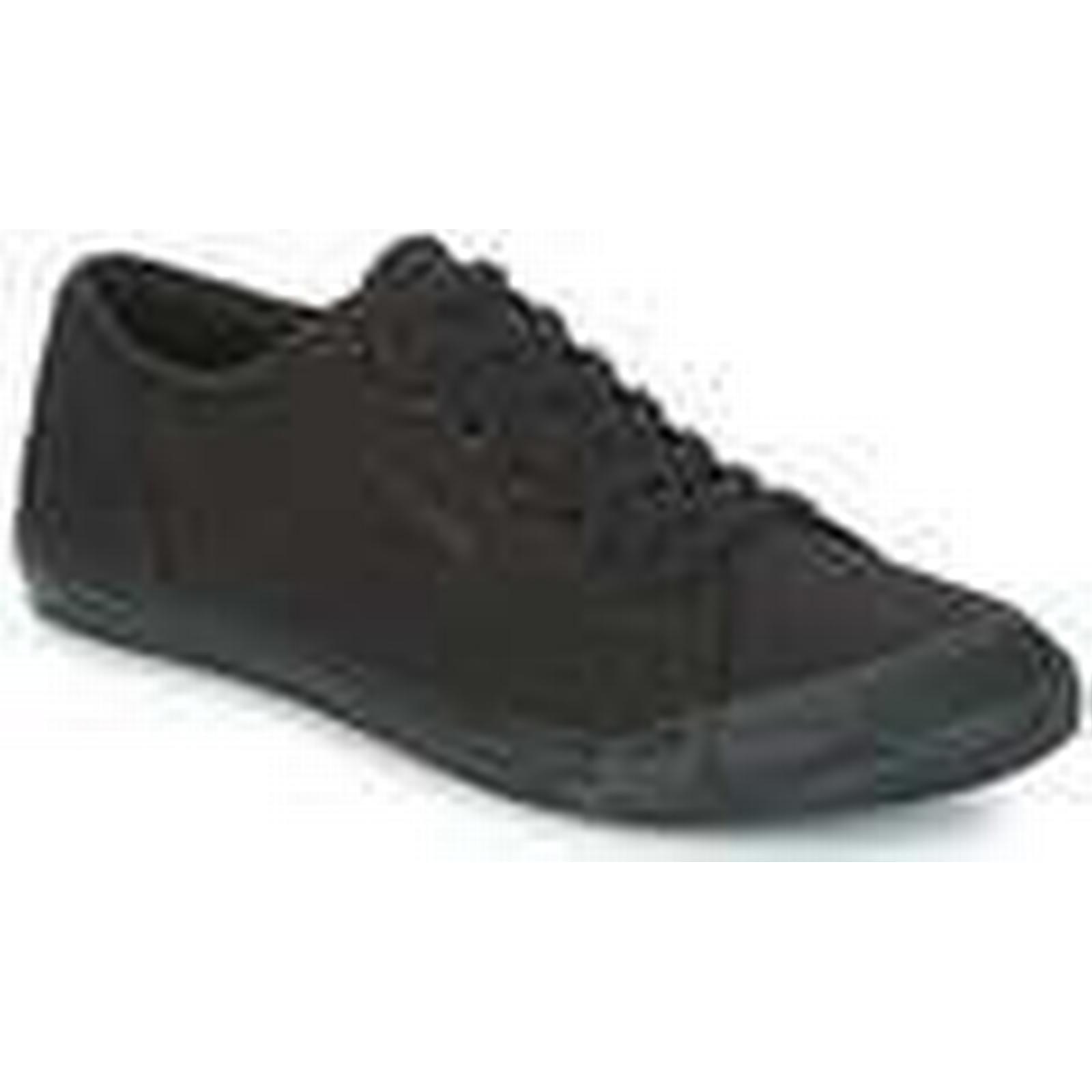 Le Coq Sportif Shoes  DEAUVILLE-SPORT  women's Shoes Sportif (Trainers) in Black e1eddf
